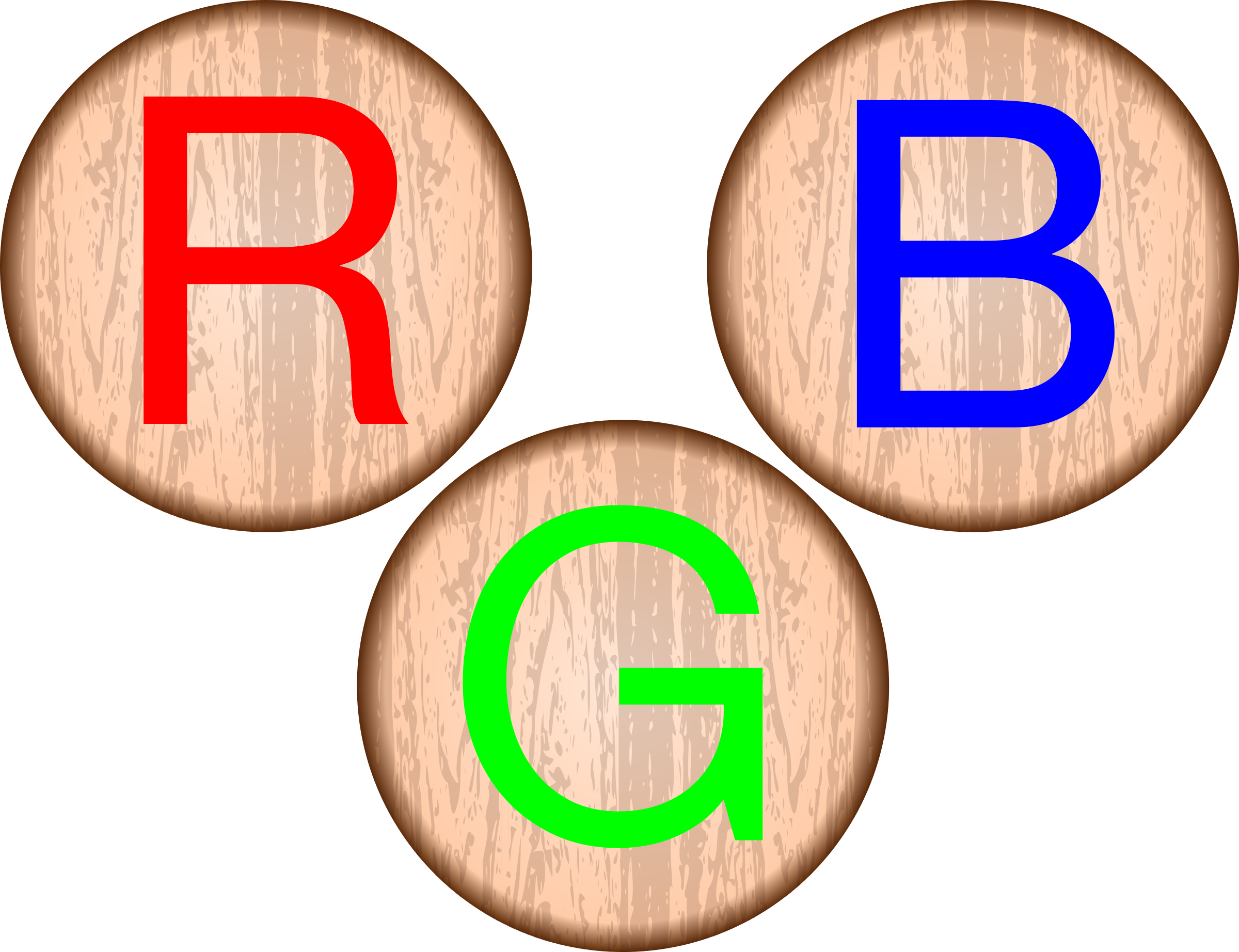 RGB barrels by jhnri4