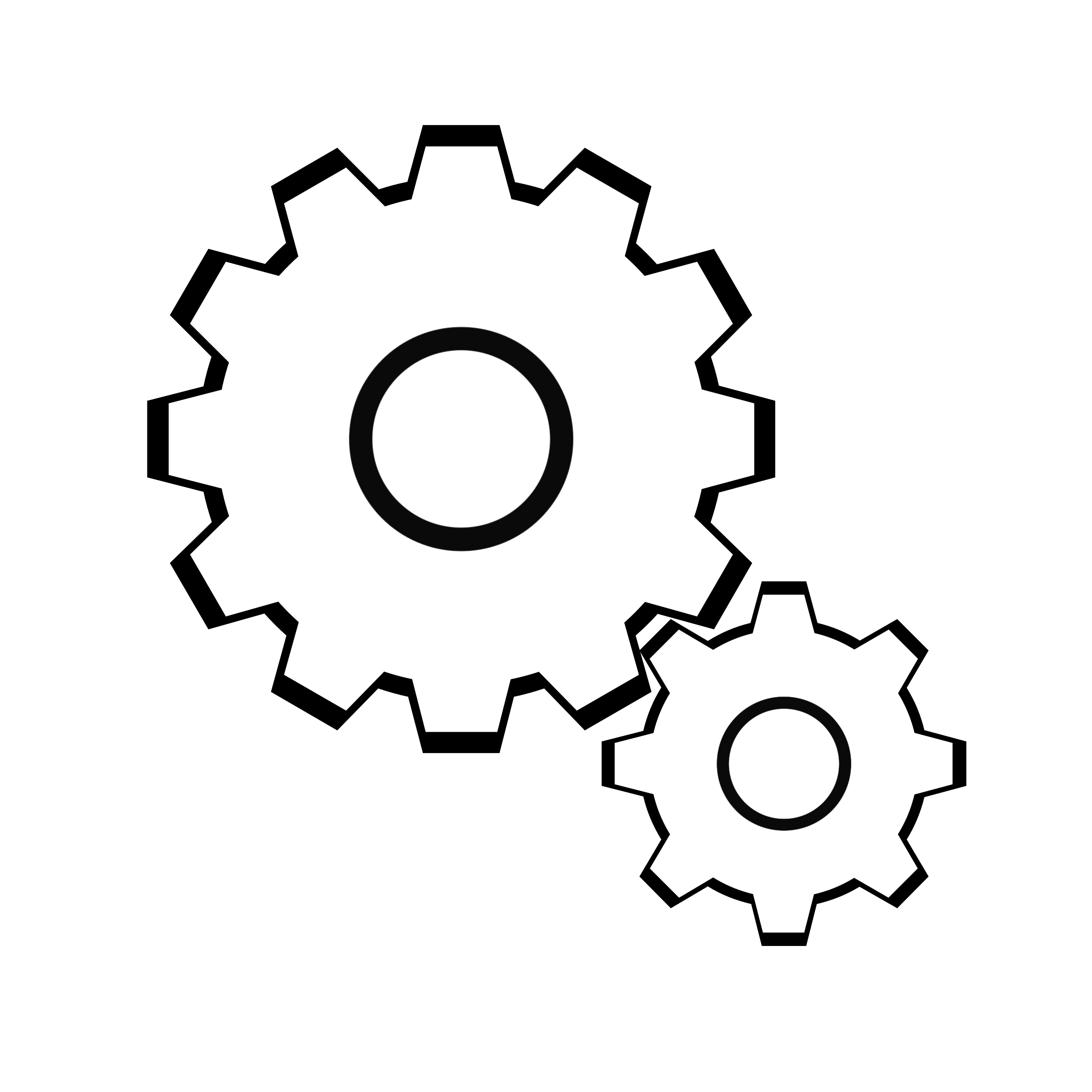 Simple Gears by ricardomaia