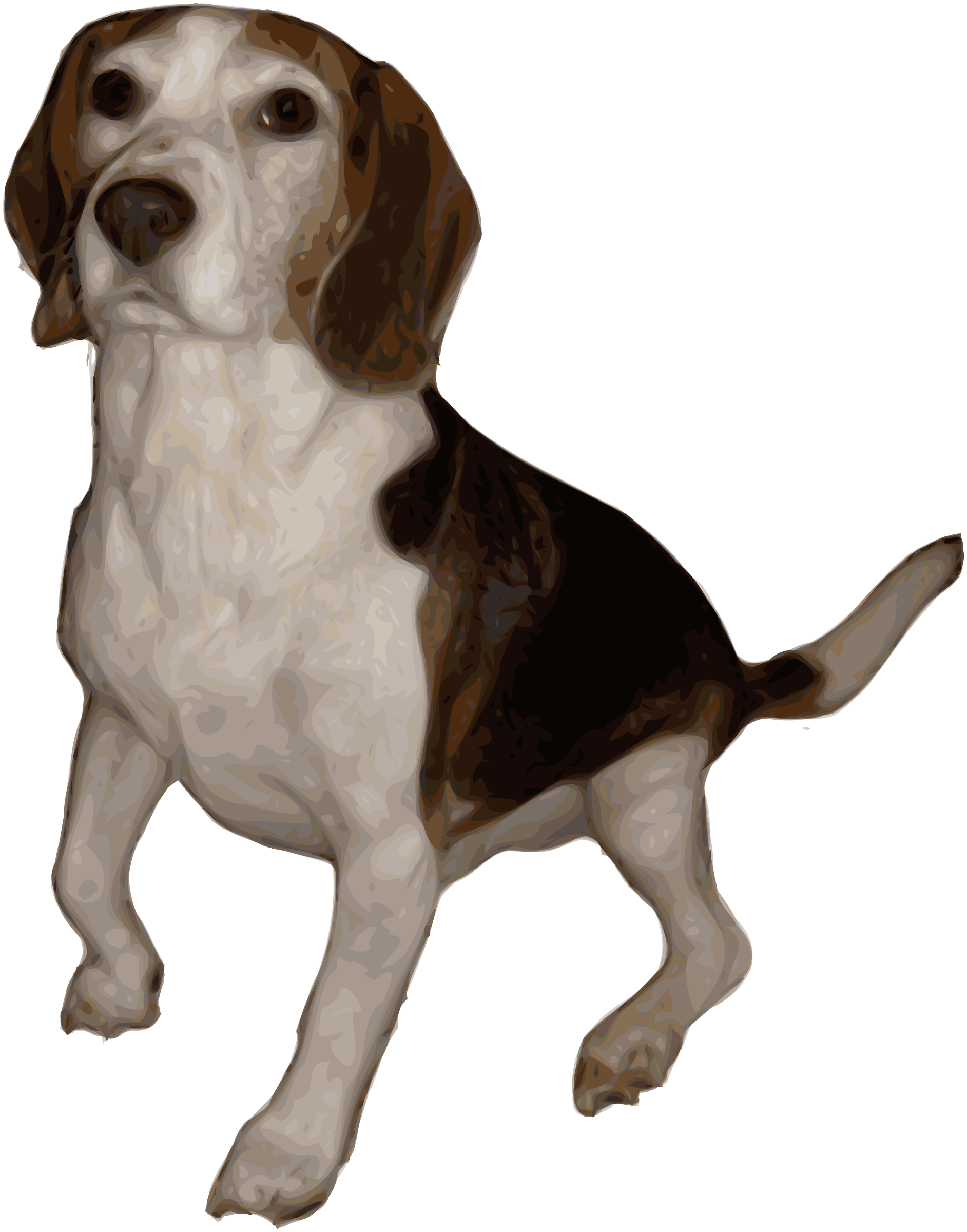 Beagle Small Version by Merlin2525