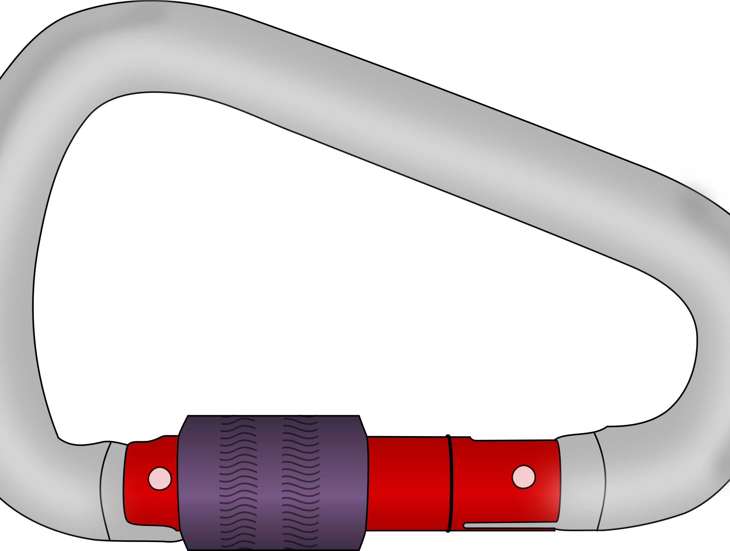 carabiner by Telemachos
