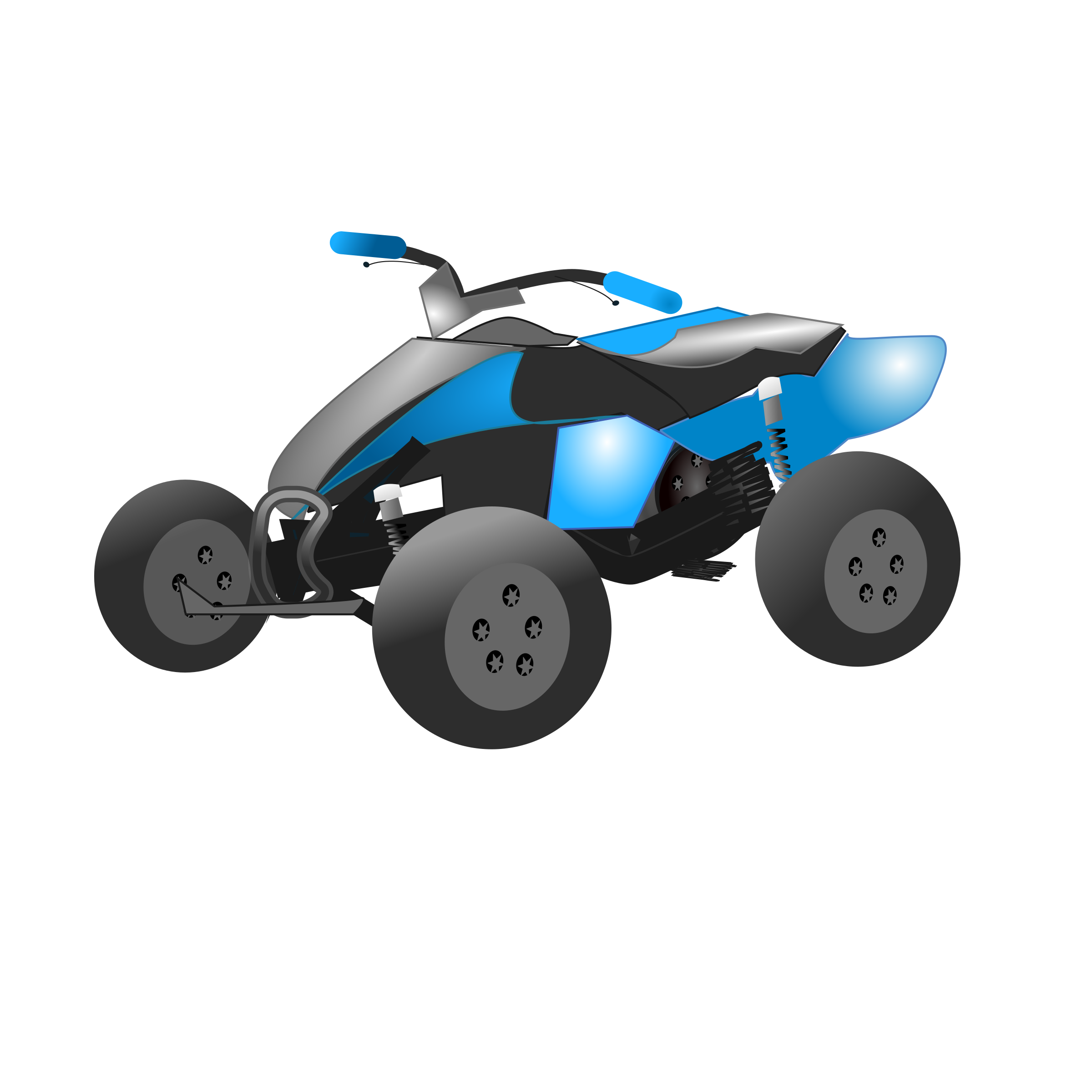 ATV icon by netalloy