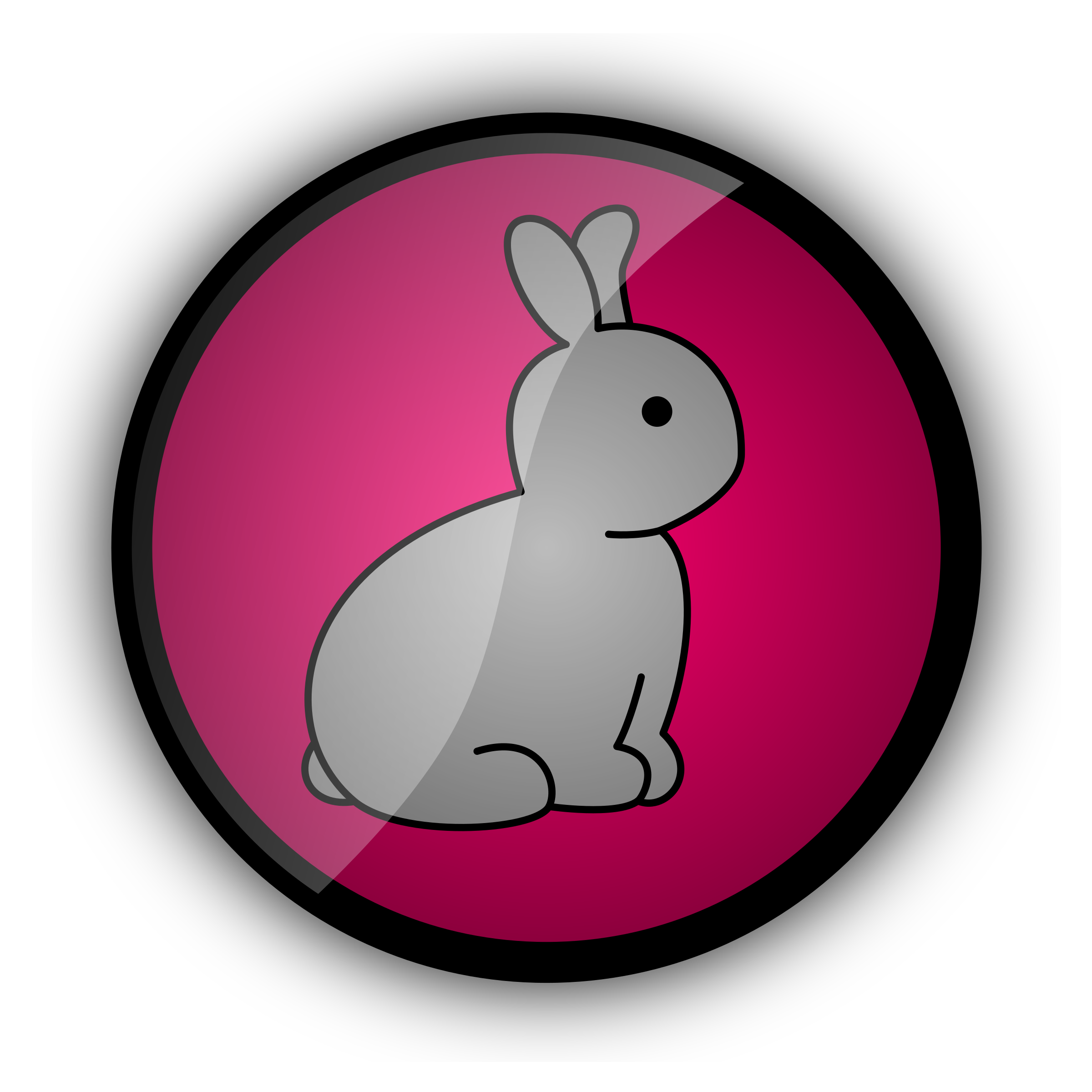 Little Rabbit by inkscapeforum.it