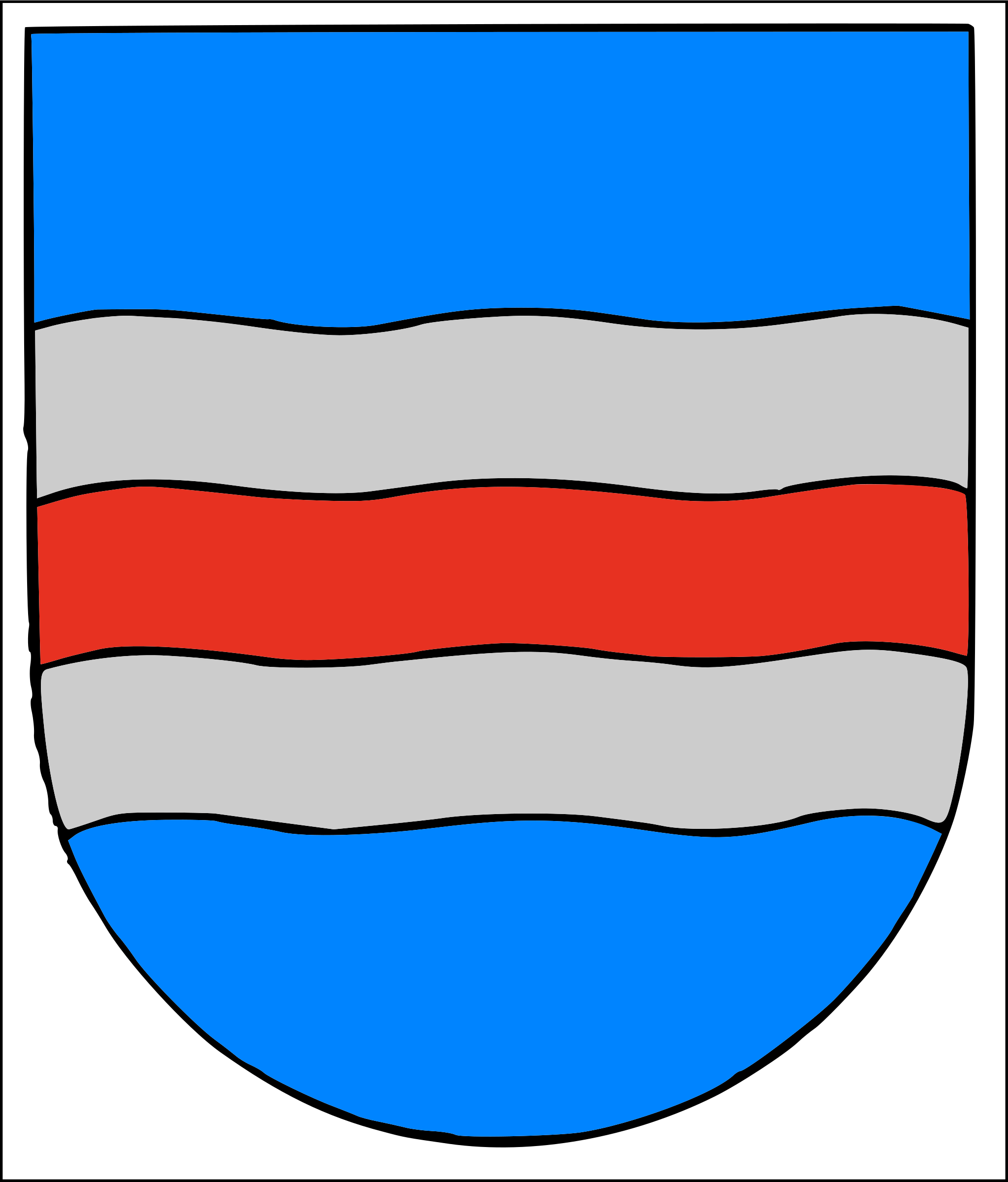 Medelpad coat of arms by liftarn
