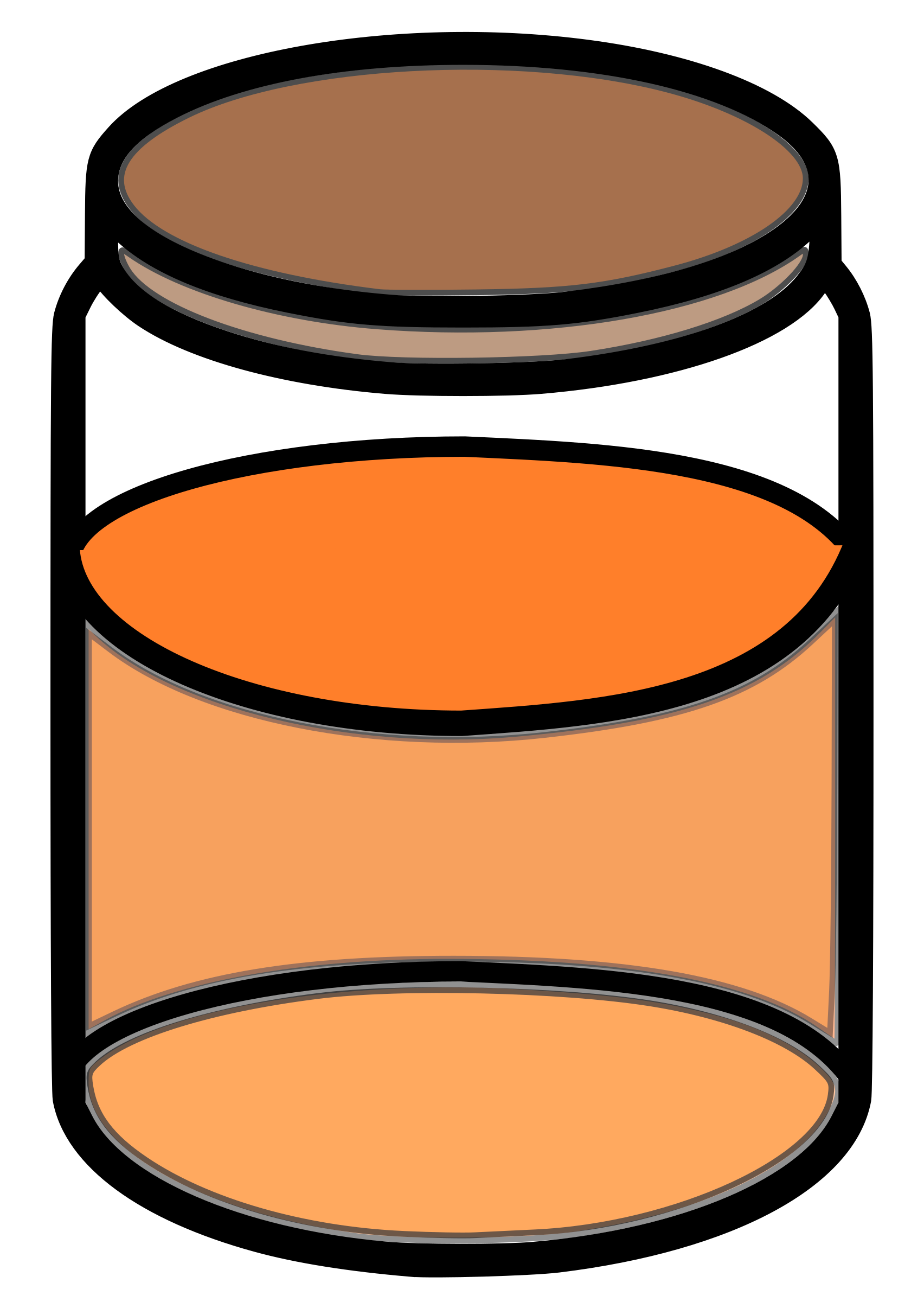 Honey Jar by Ronit