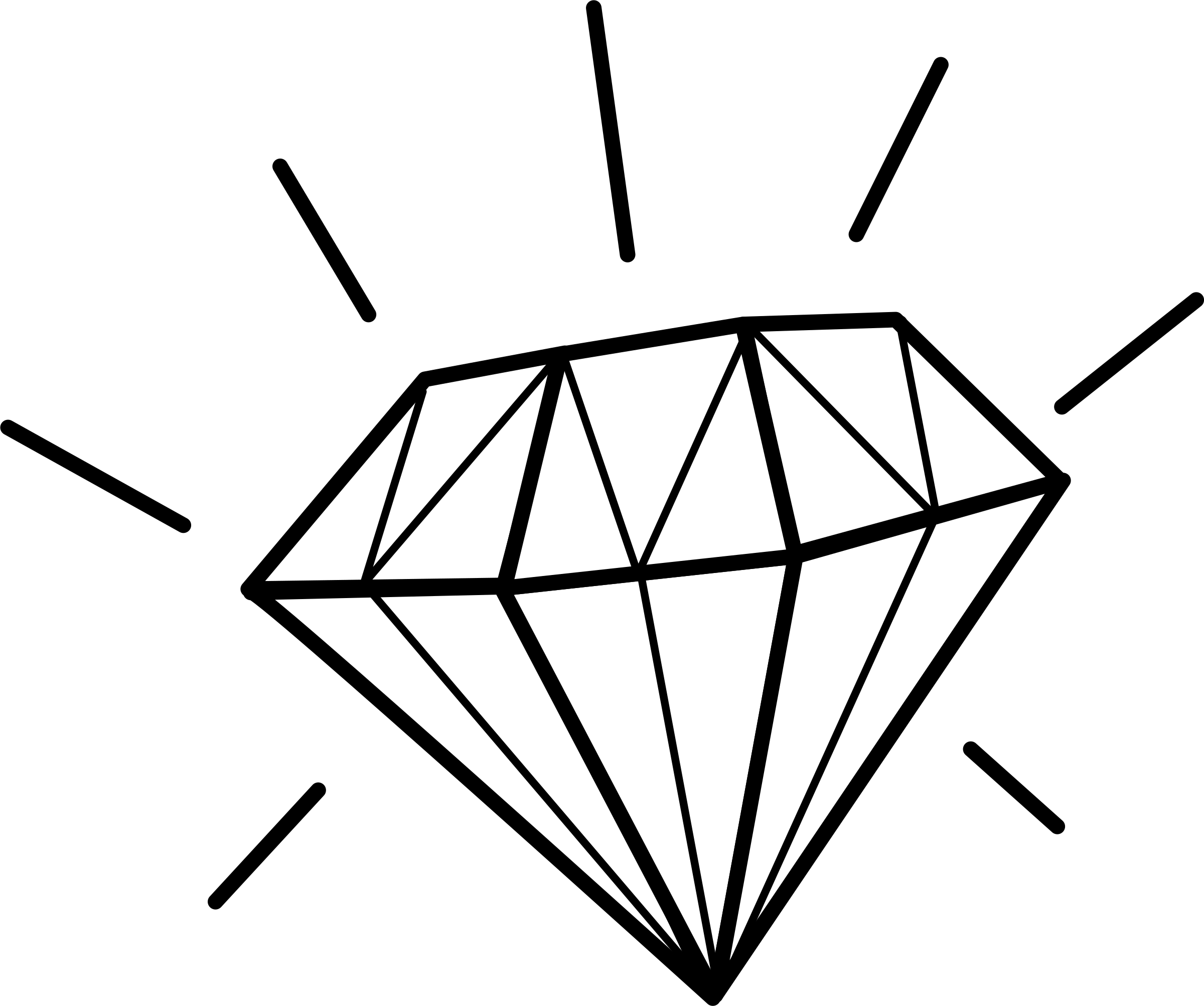 Diamant / diamond by lmproulx