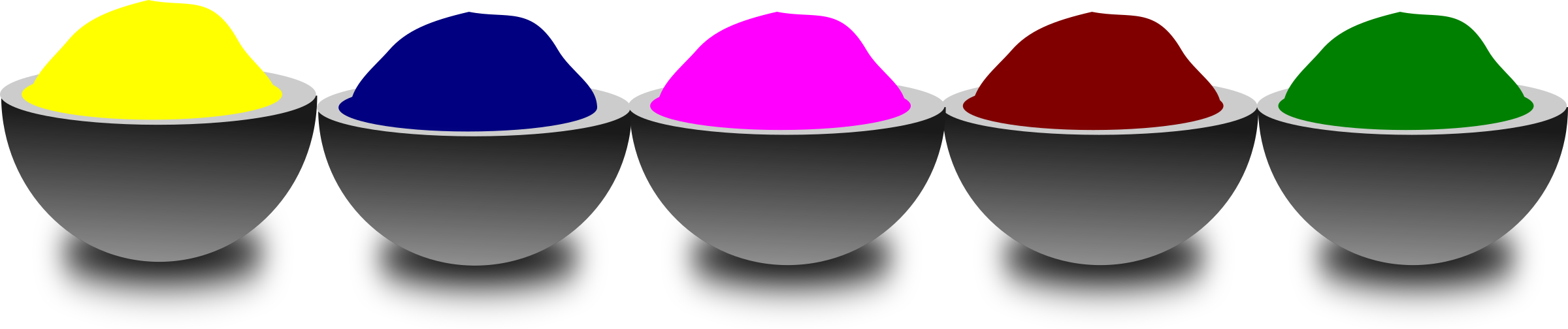 Color Bowl by gsagri04