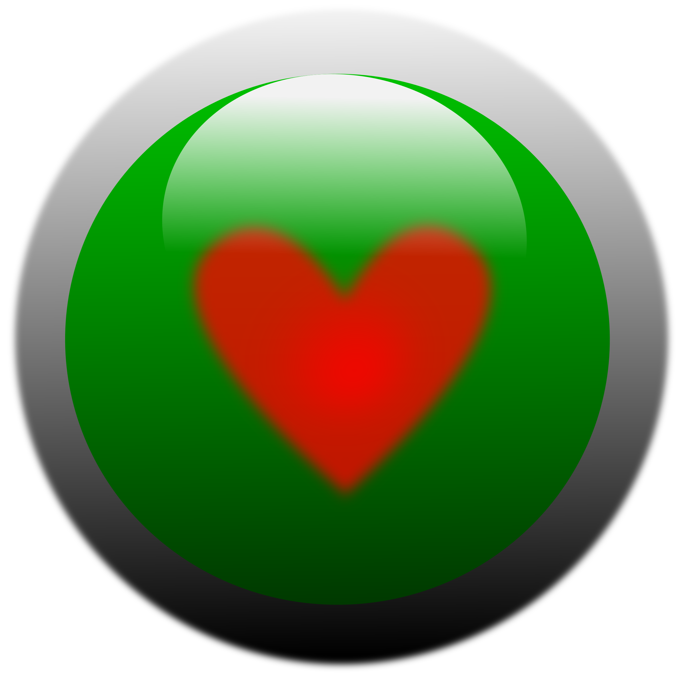 Love button by pauthonic