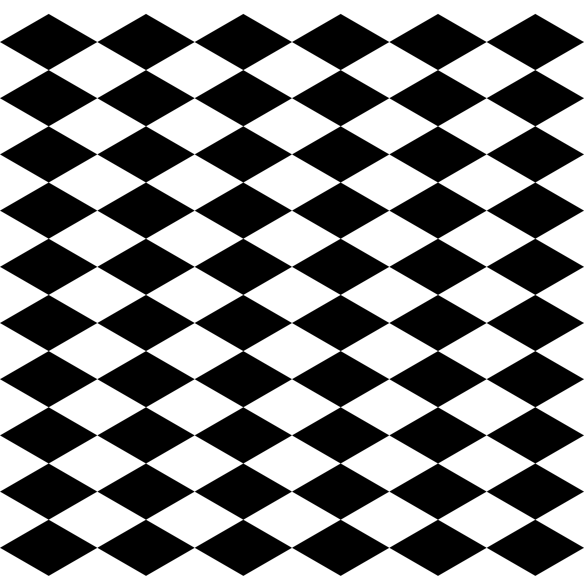 diamond chessboard by 10binary