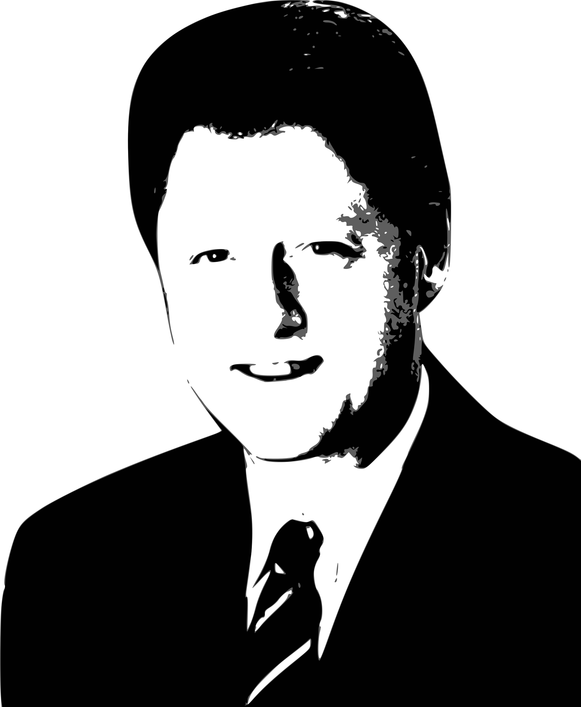 Bill Clinton by Ramchand