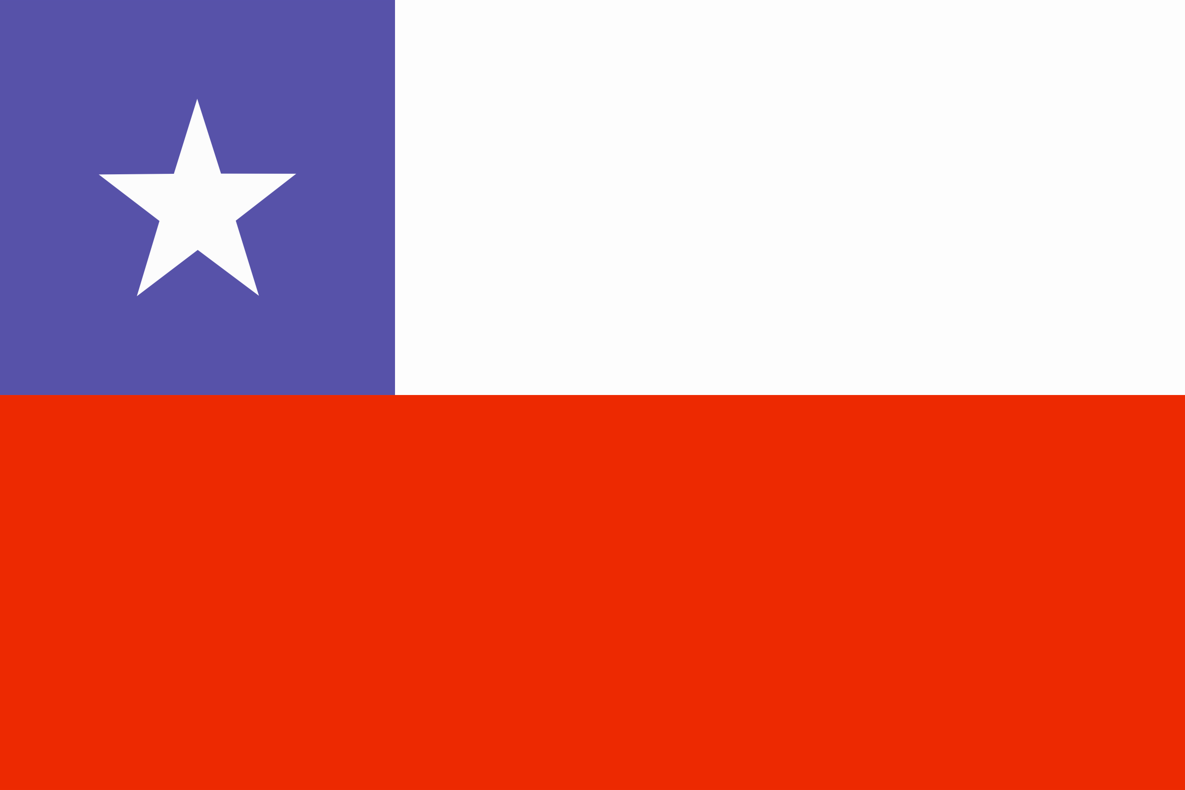 flag of Chile by Anonymous