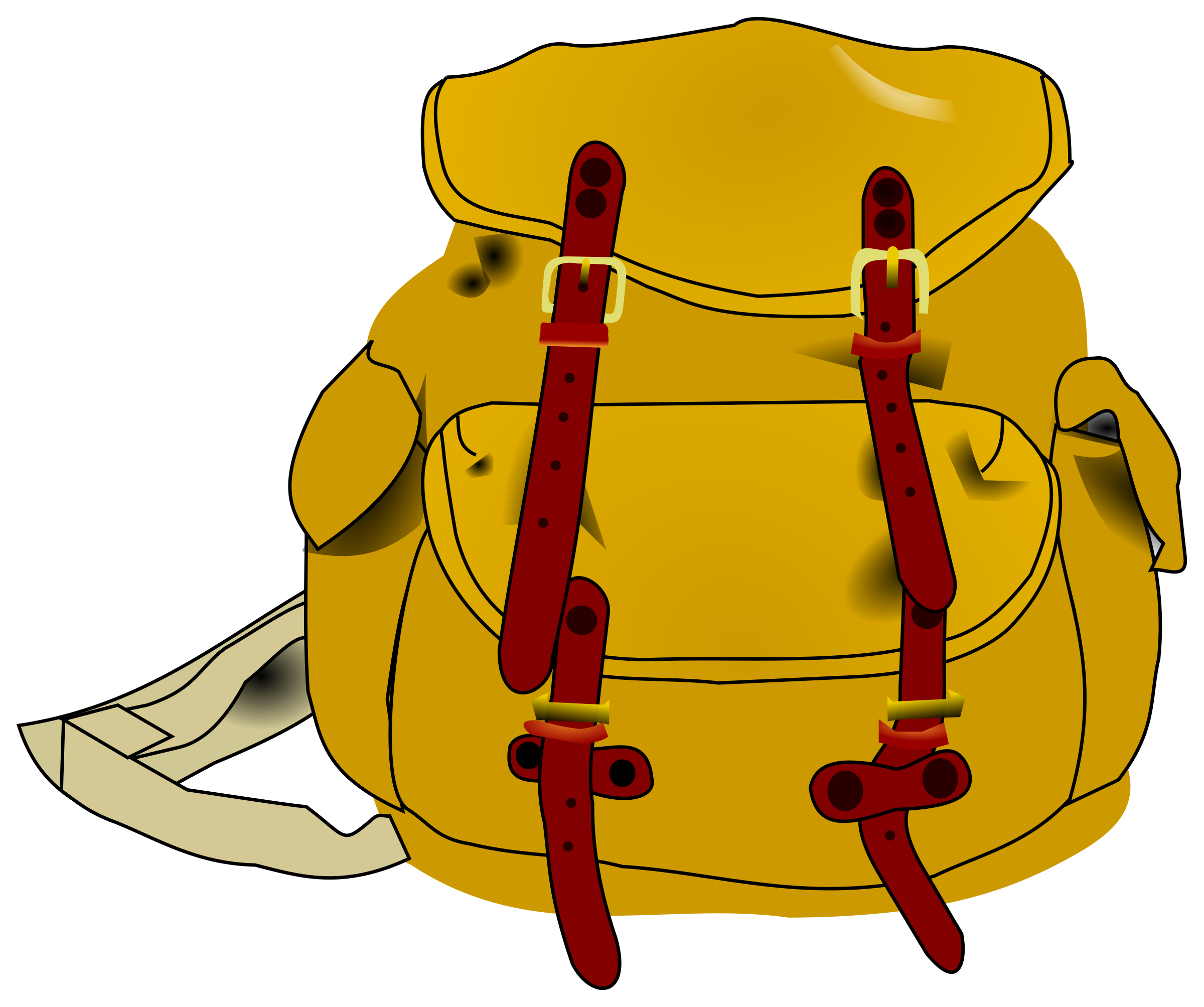 Backpack by opensourcebear