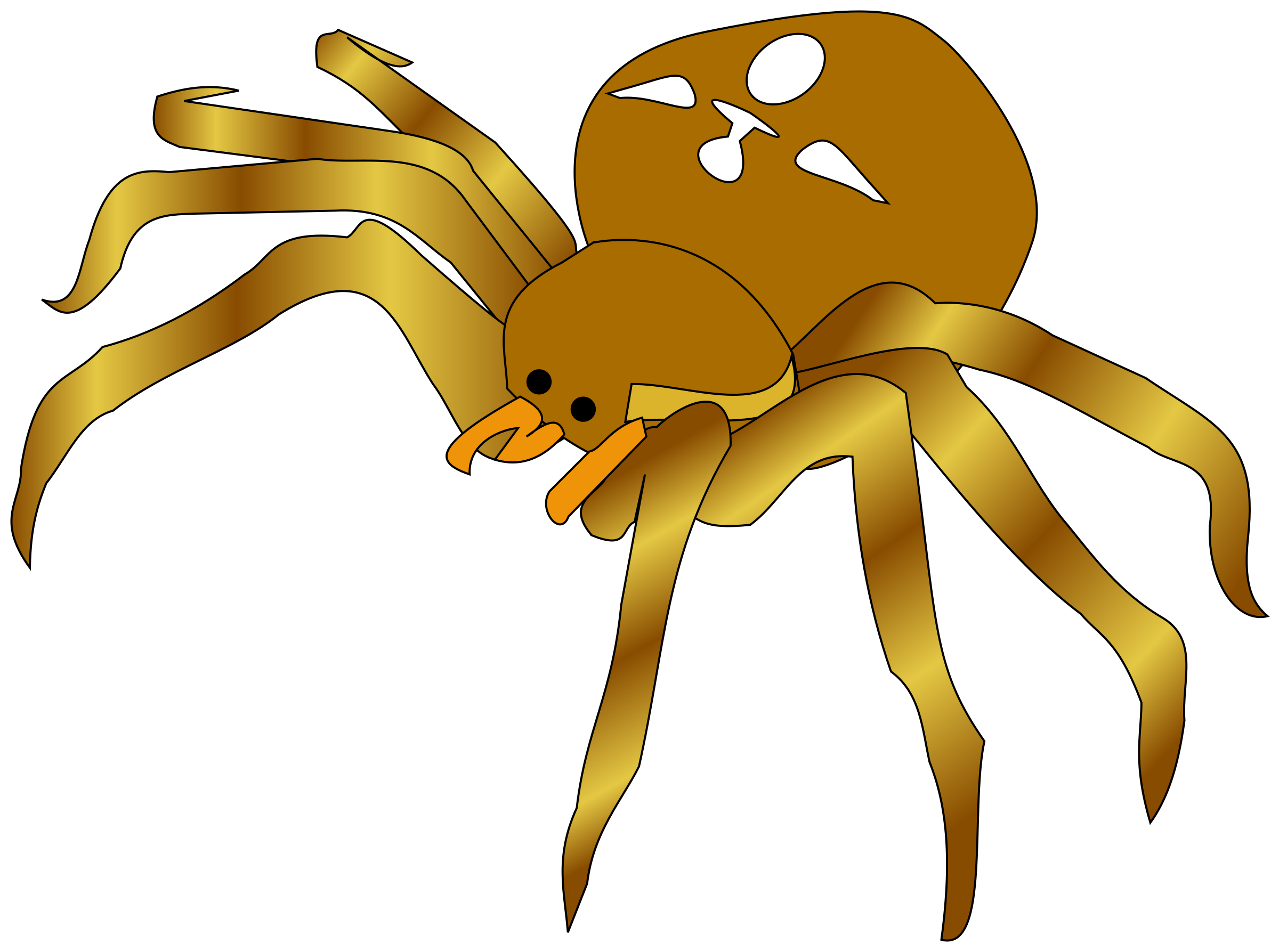 Rodney the Spider by opensourcebear