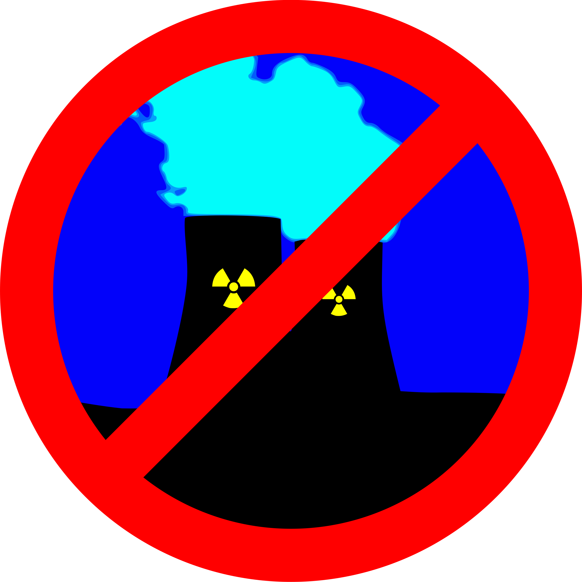 NUCLEAR POWER? - NO THANKS! by worker