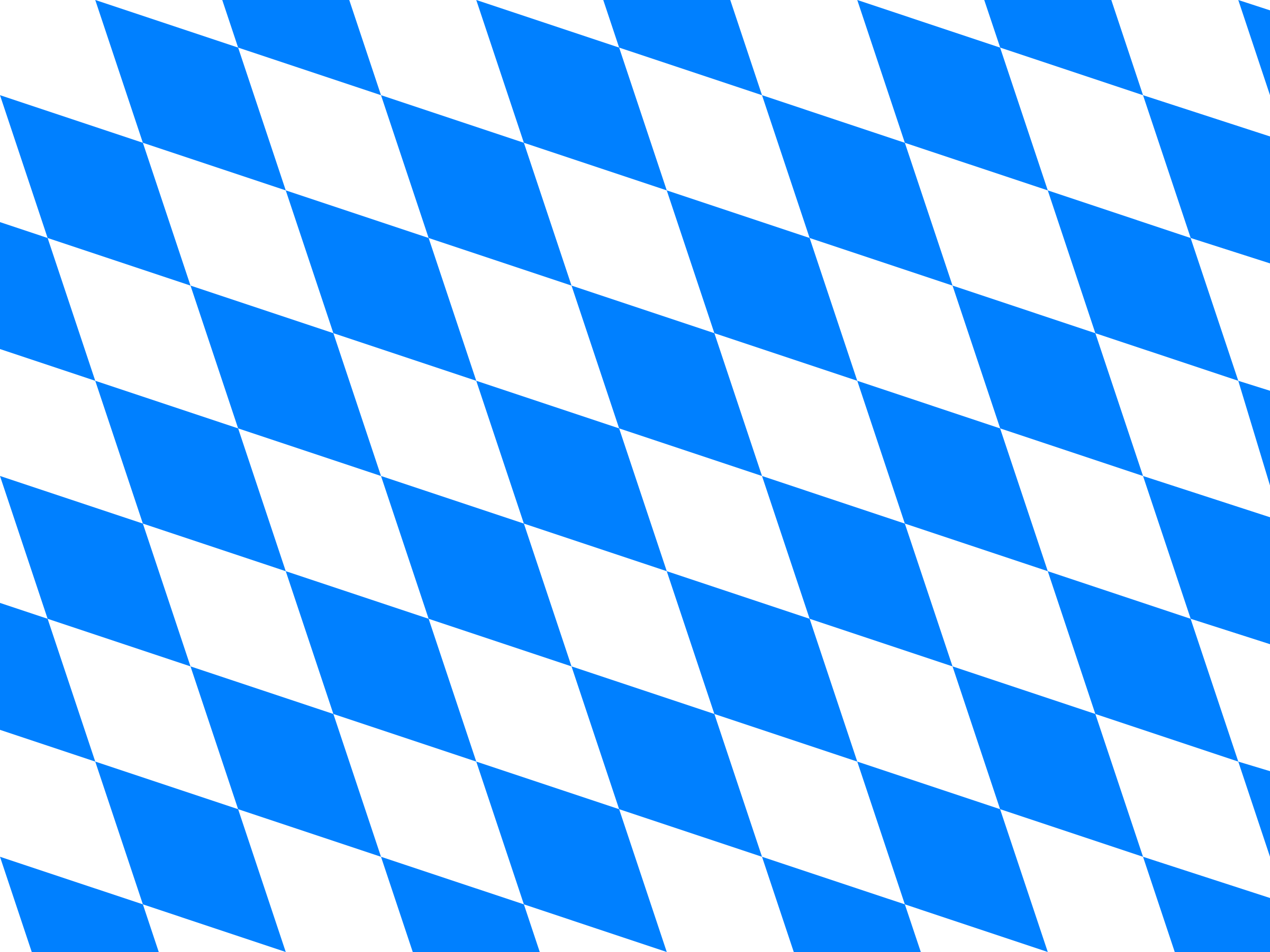 Flag of Bavaria by Anonymous