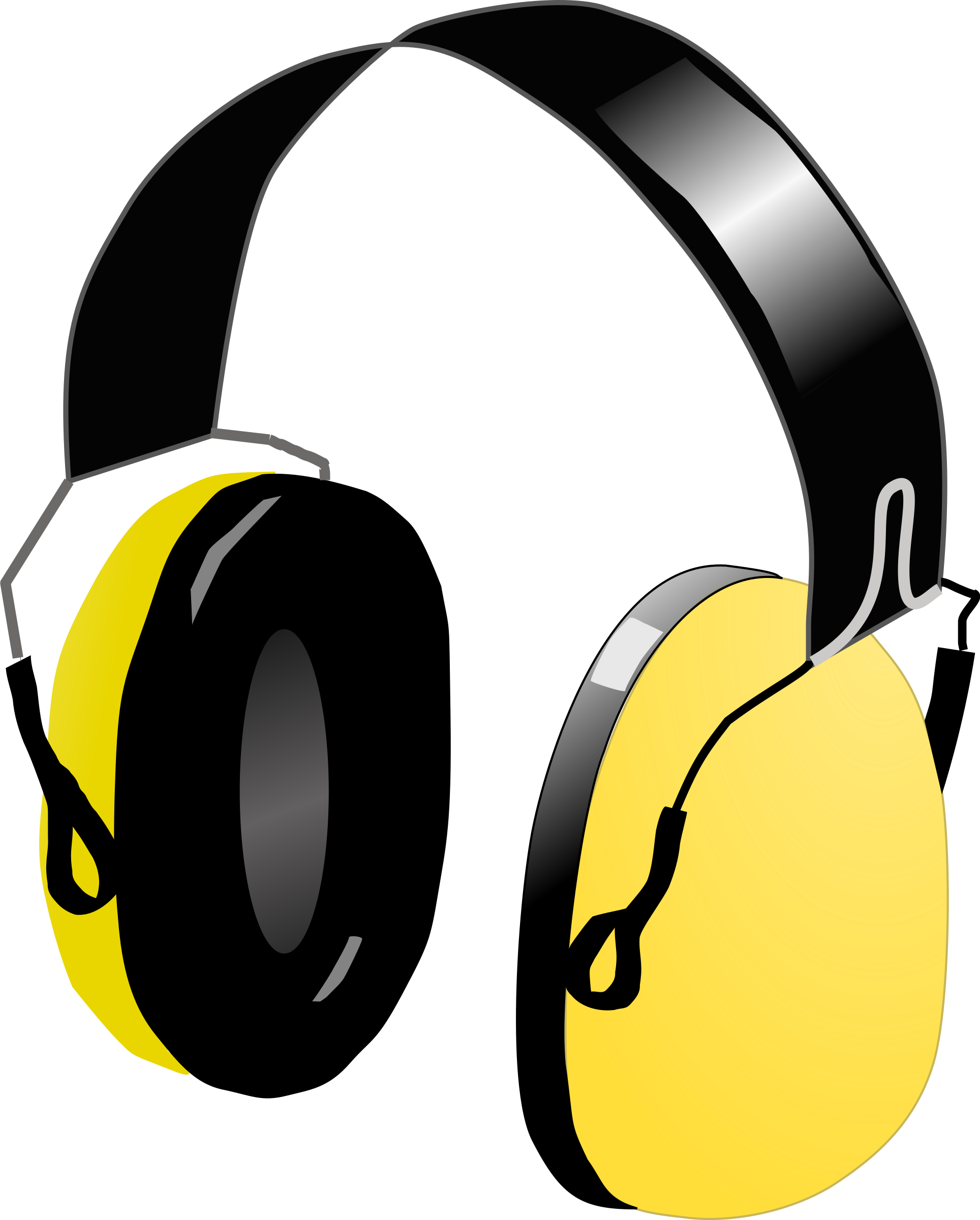 headphones by Anonymous