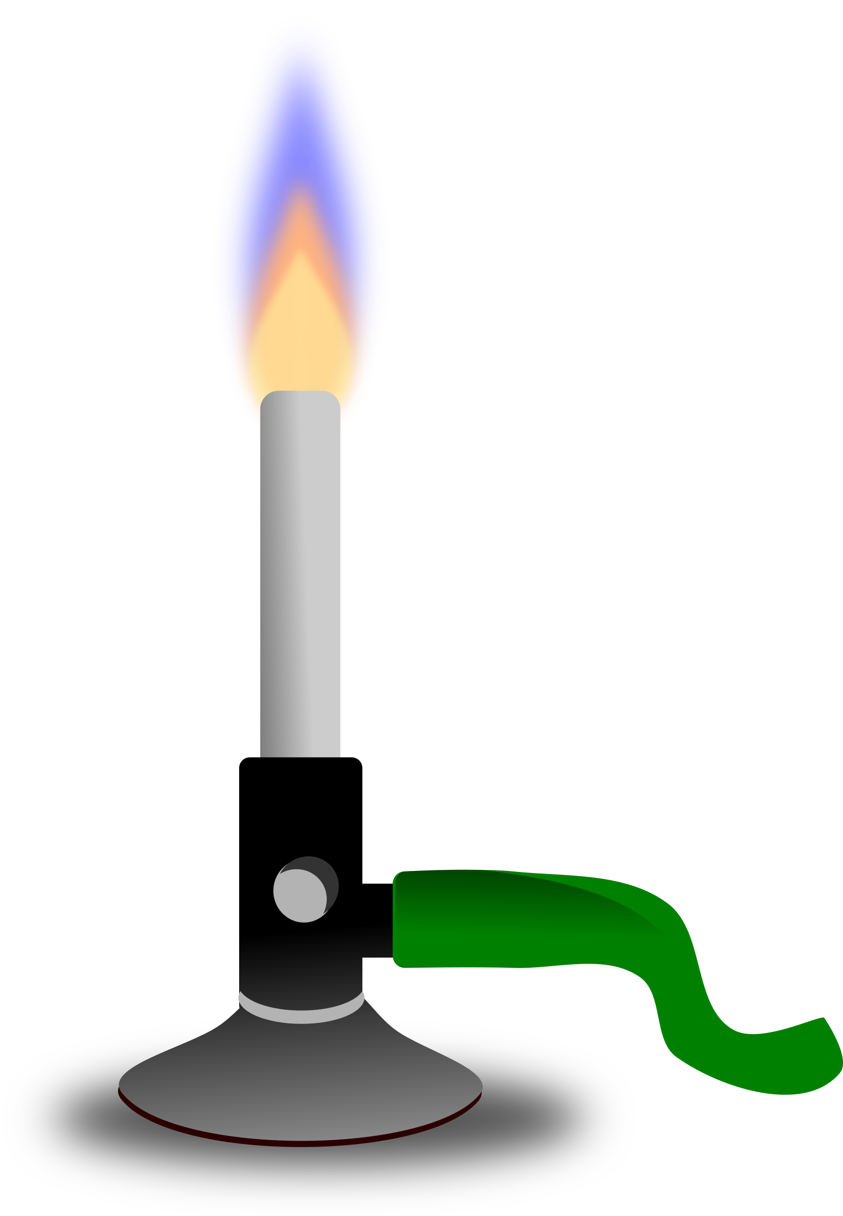 Bunsen burner by gsagri04