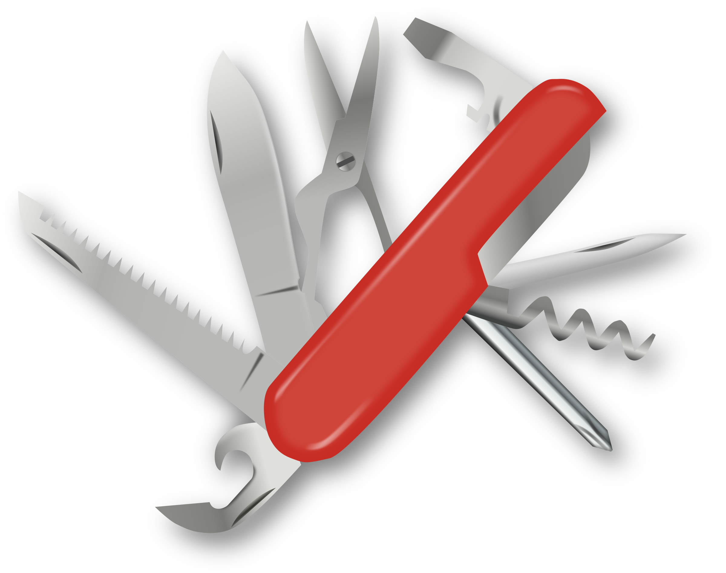 Swiss Army Knife by gnokii