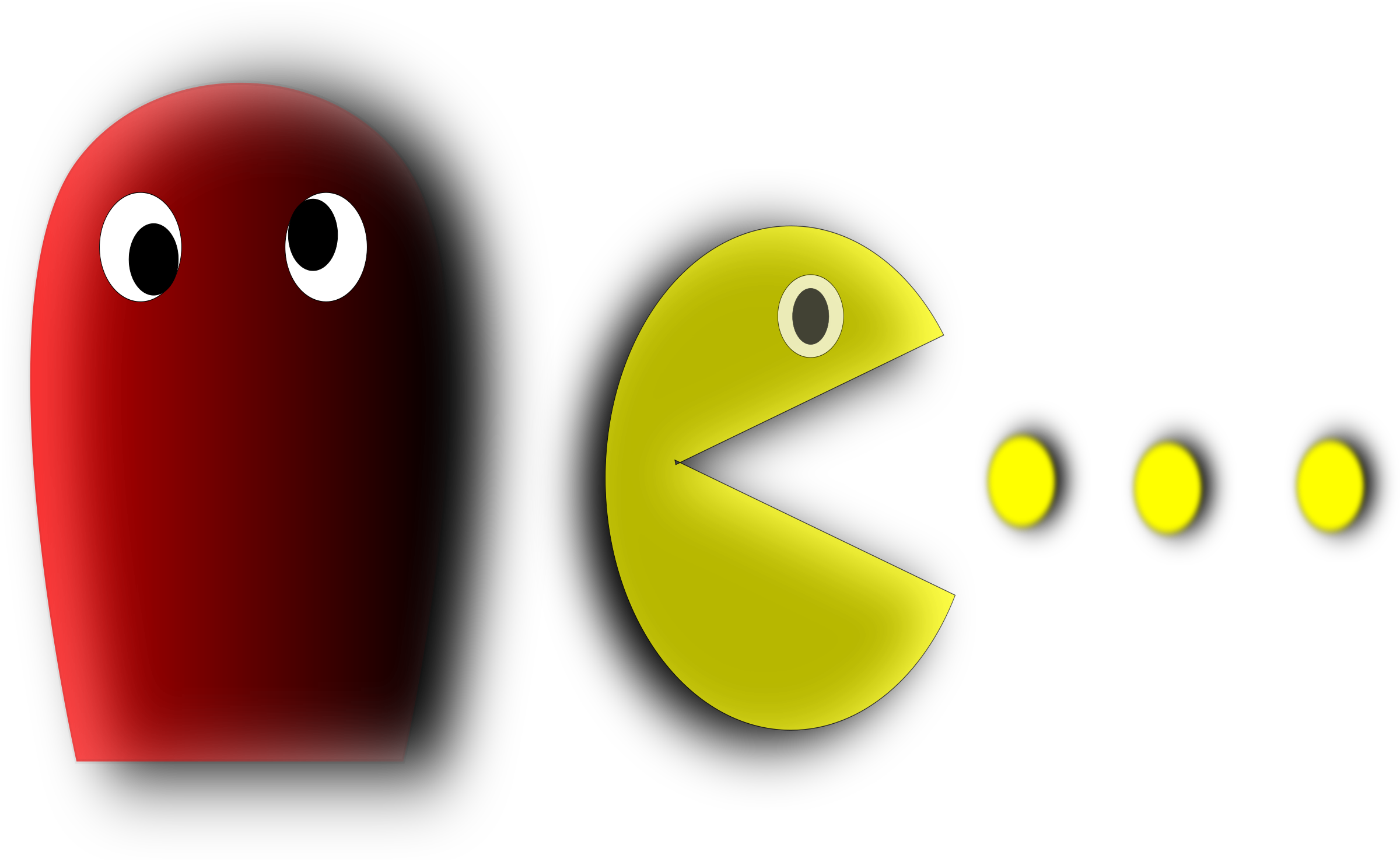 Pacman by Lebidos