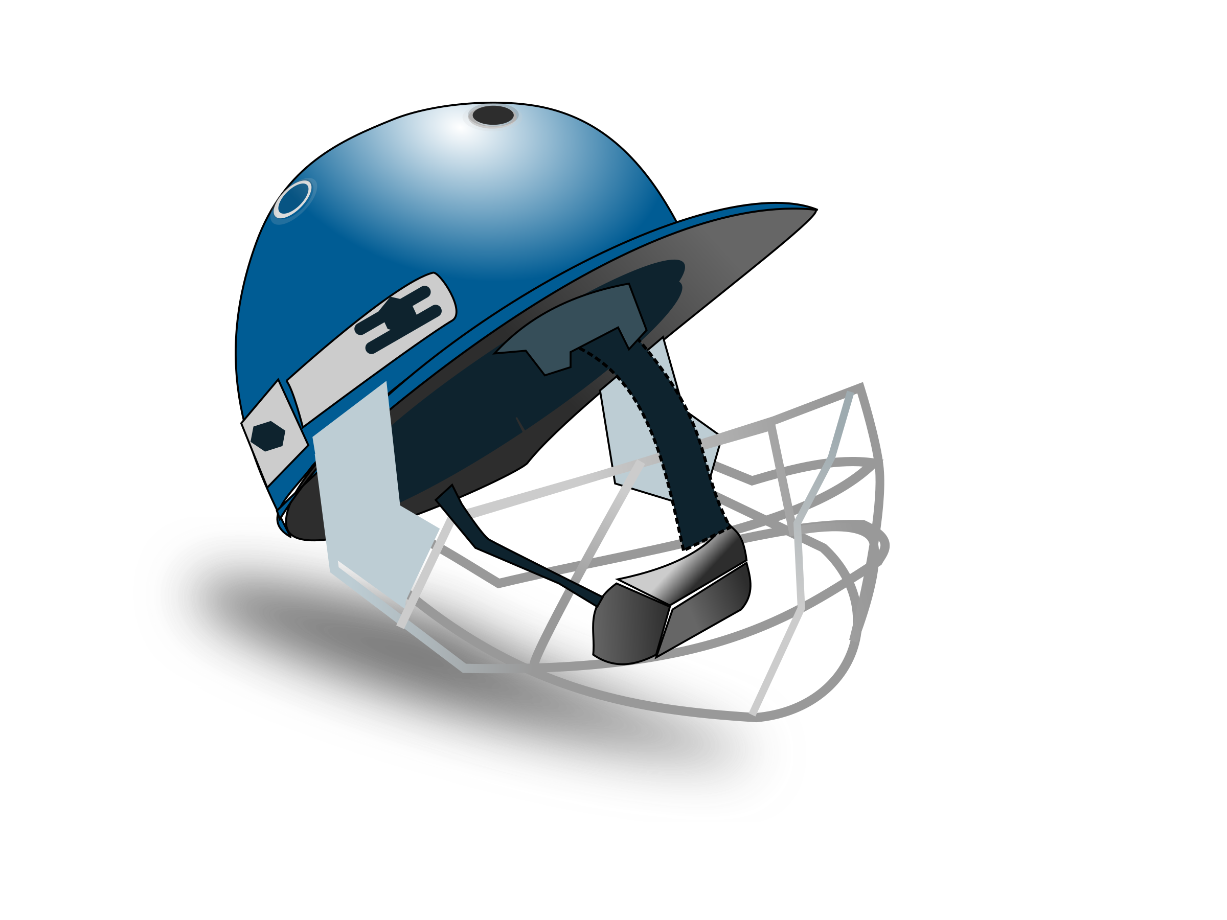 cricket helmet by netalloy by netalloy