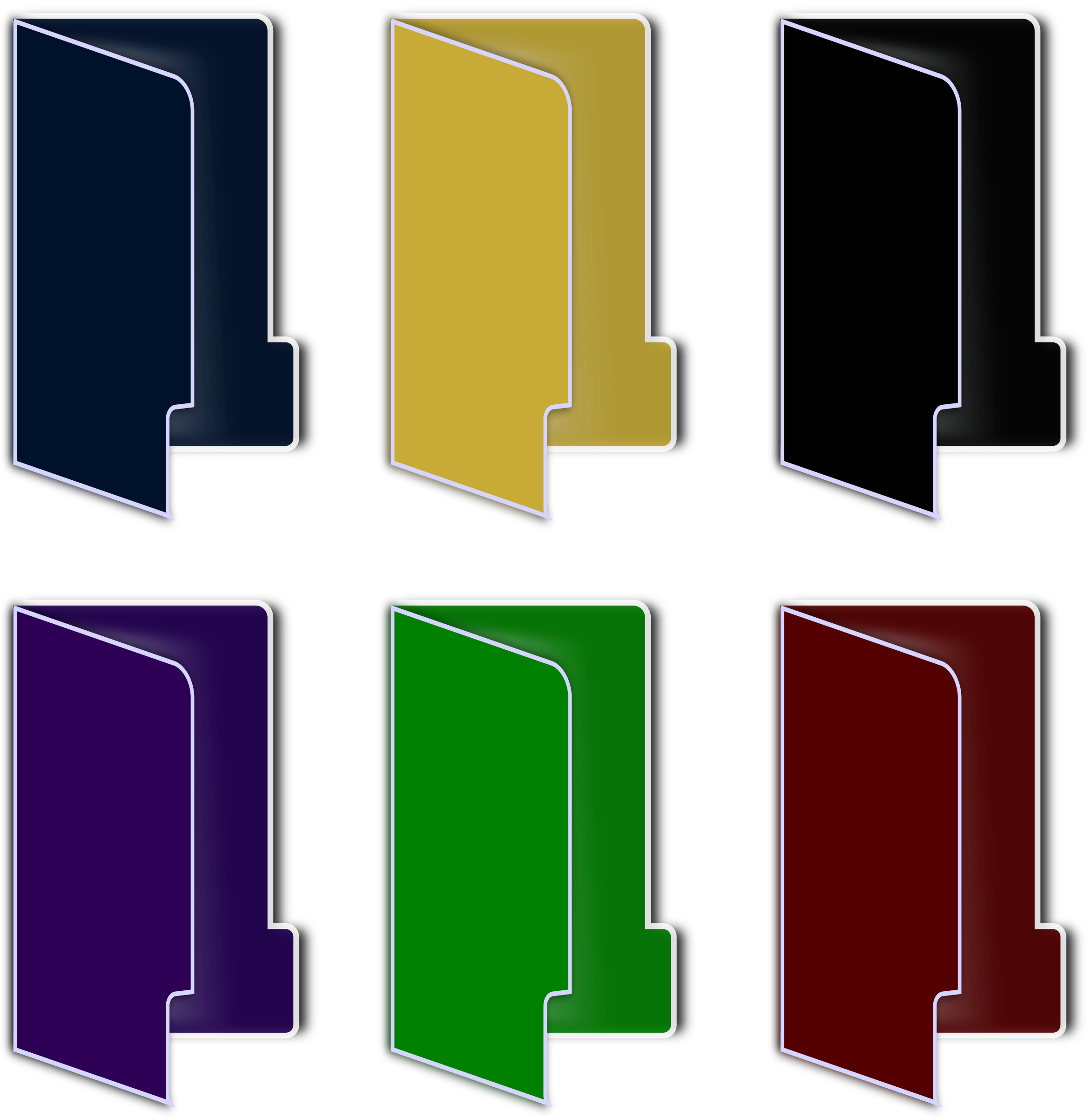 Folder Icon(color) by gsagri04