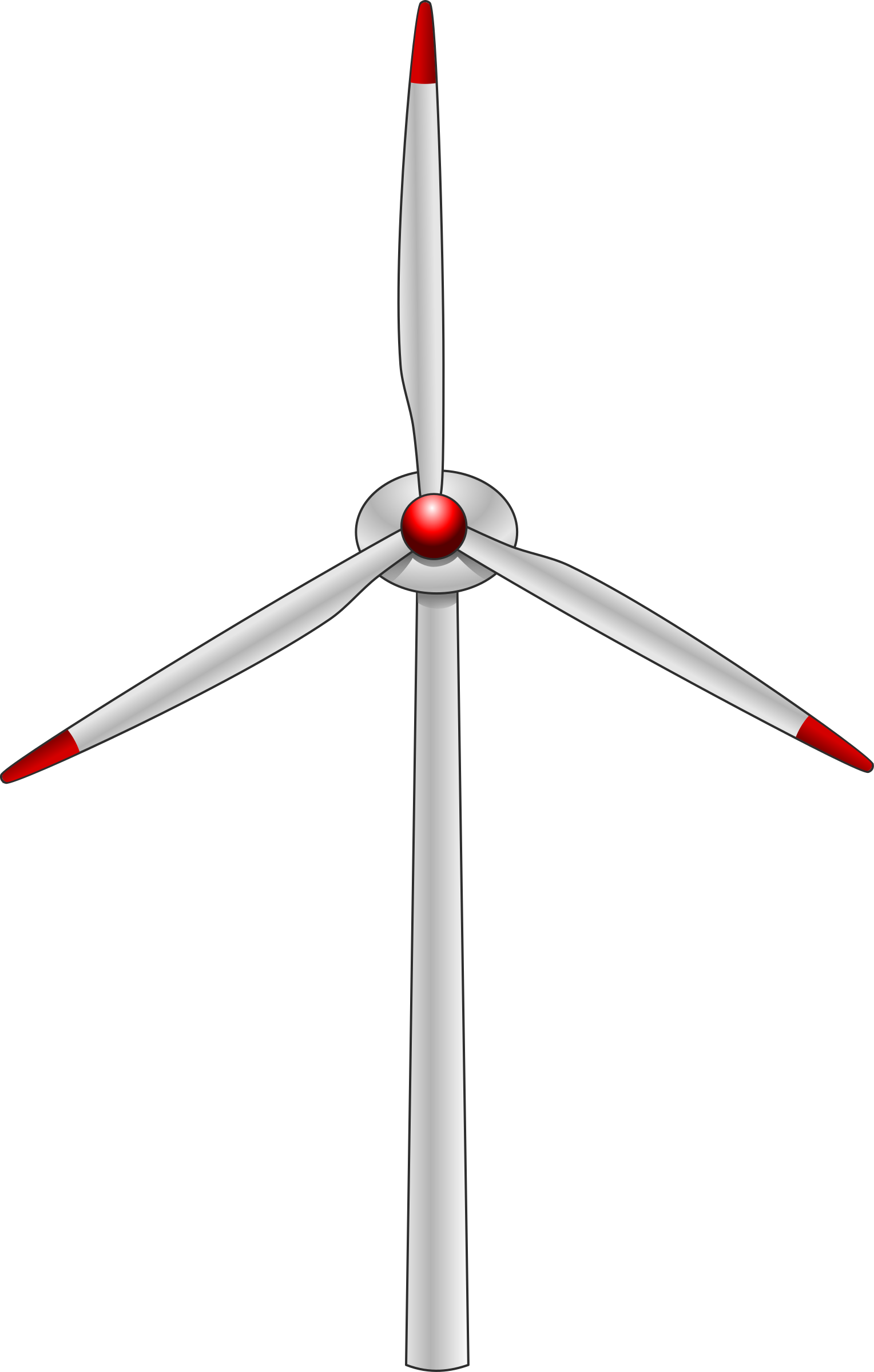 wind turbine by Chrisdesign