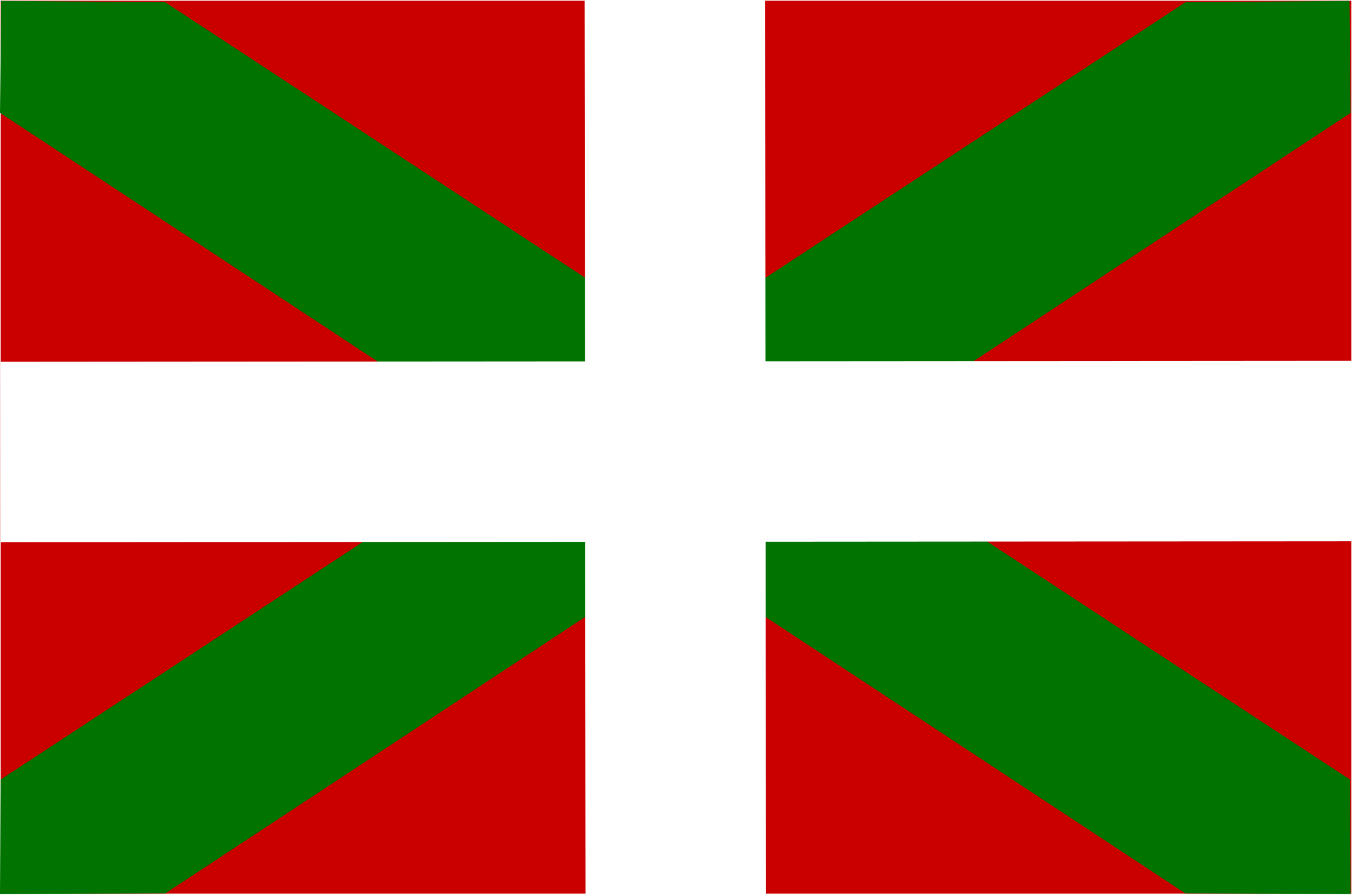 Flag of Basque - Spain by Anonymous