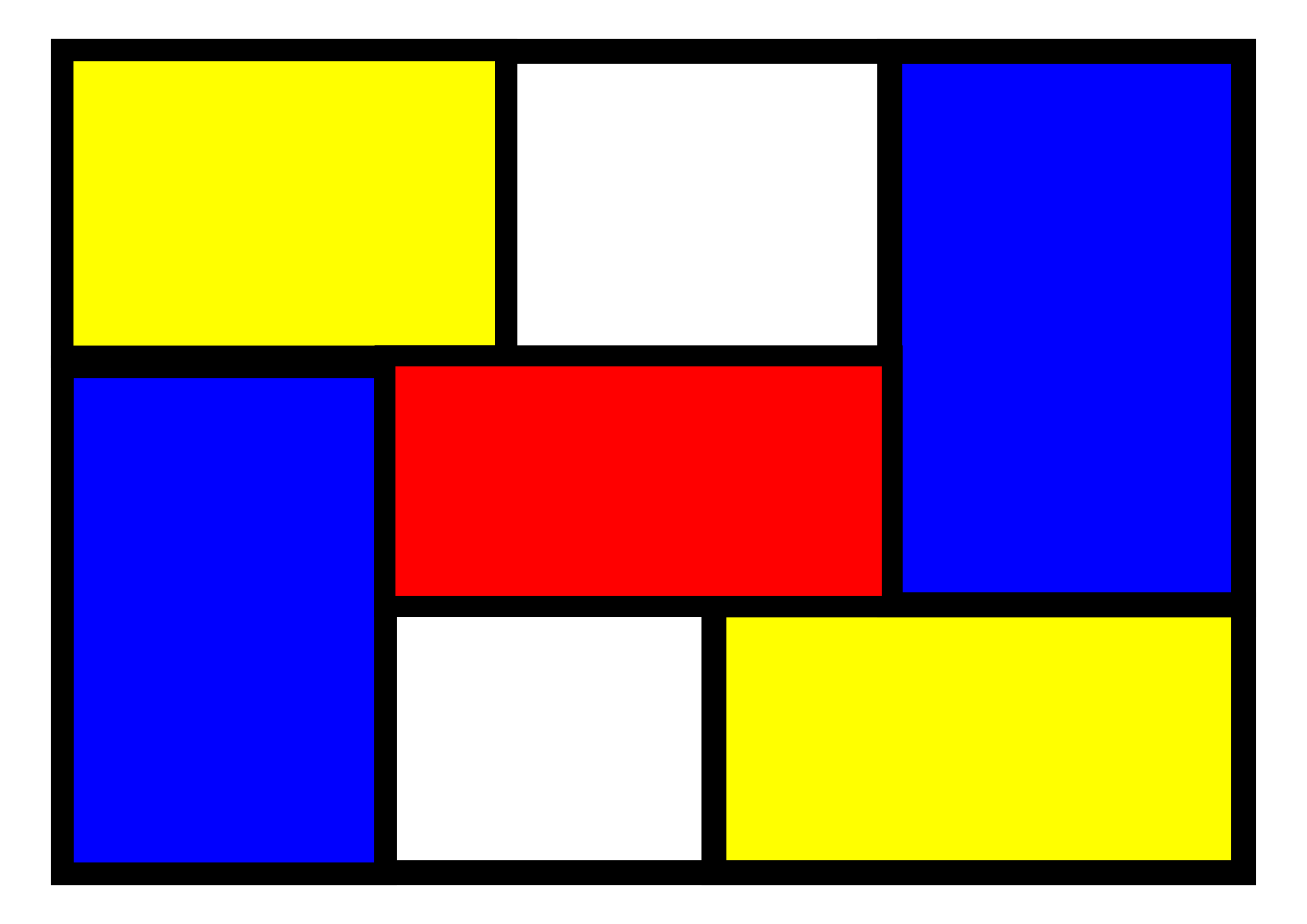 mondrian by dordy