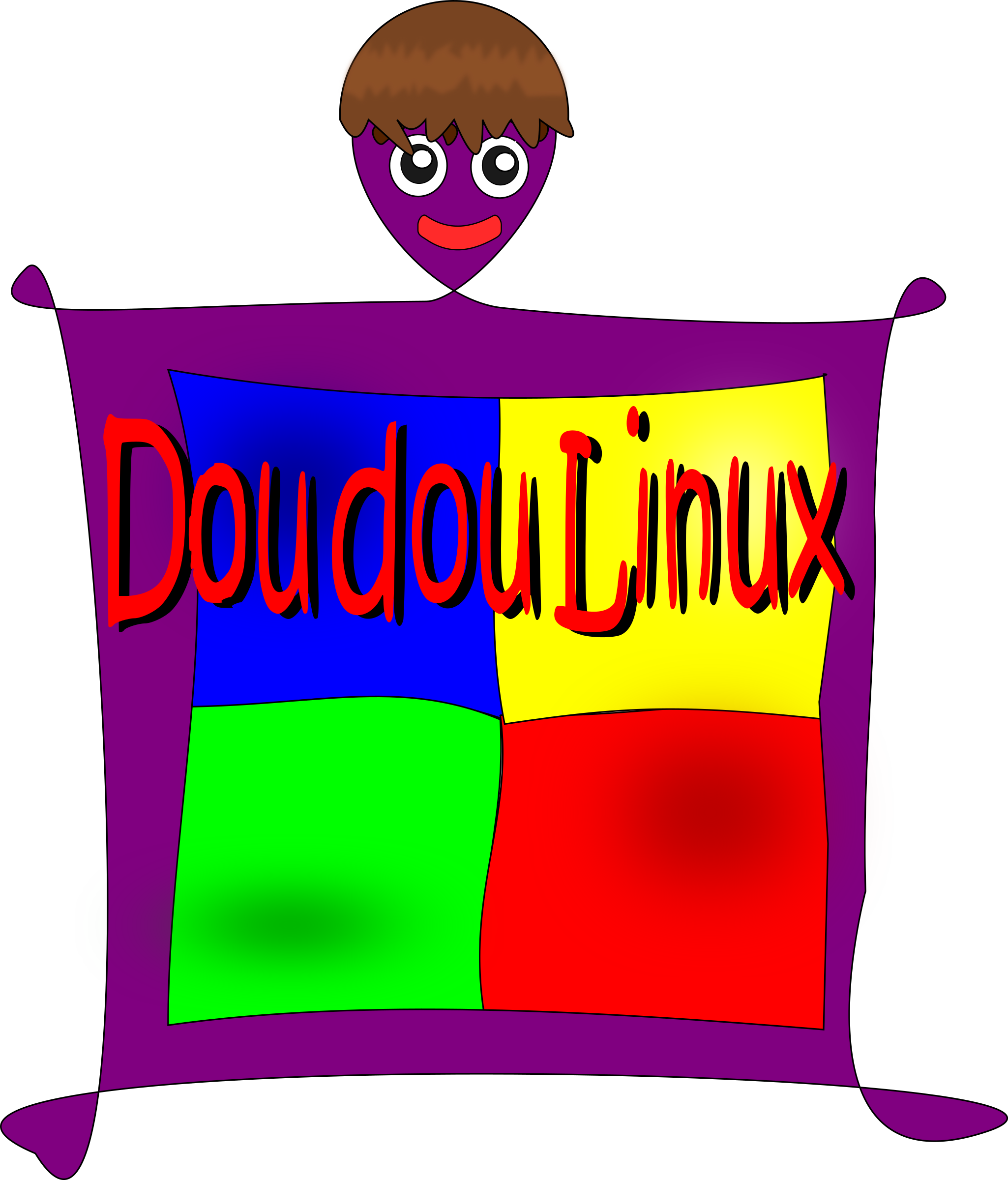 doudoulinux by pauthonic