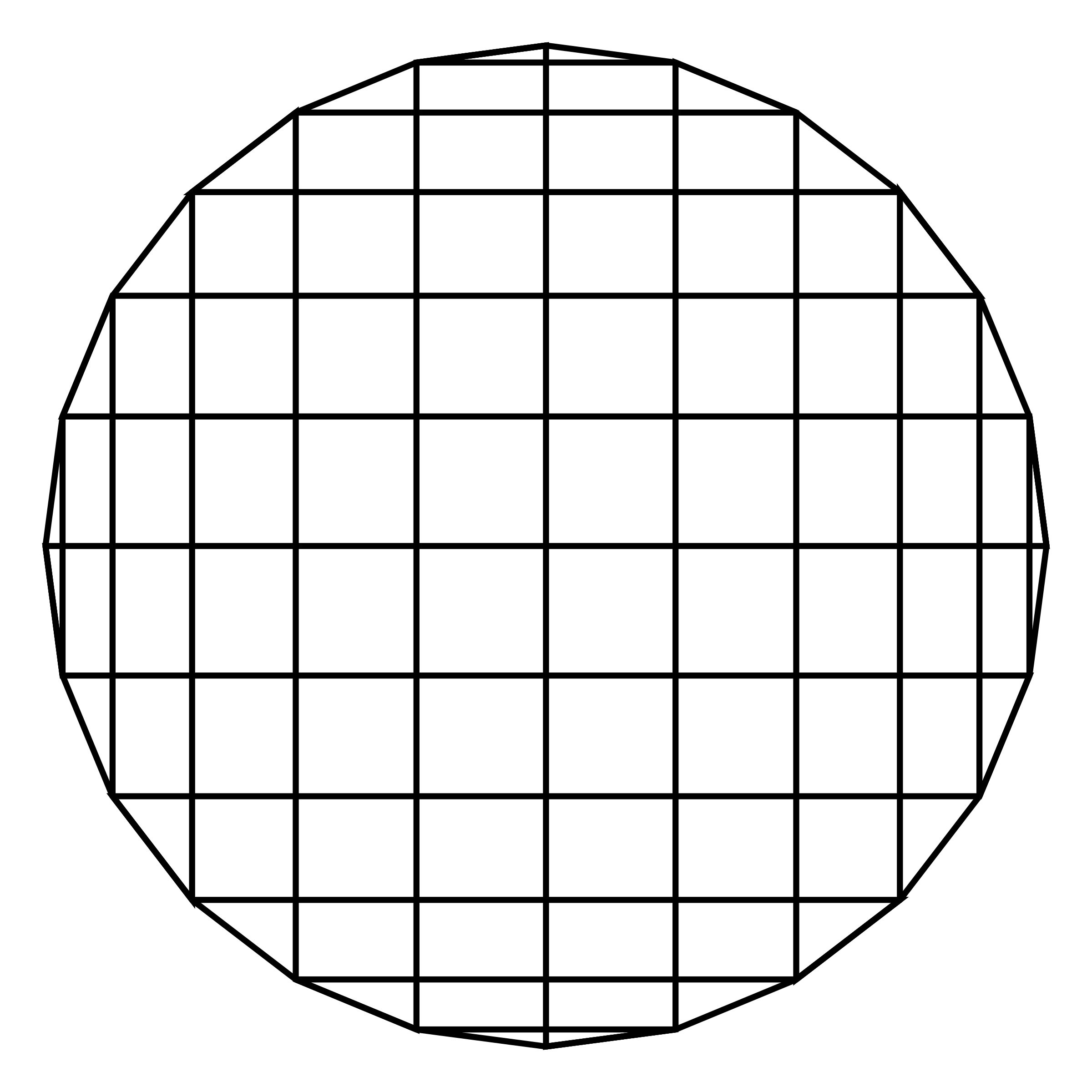 24gon rectangle grid by 10binary
