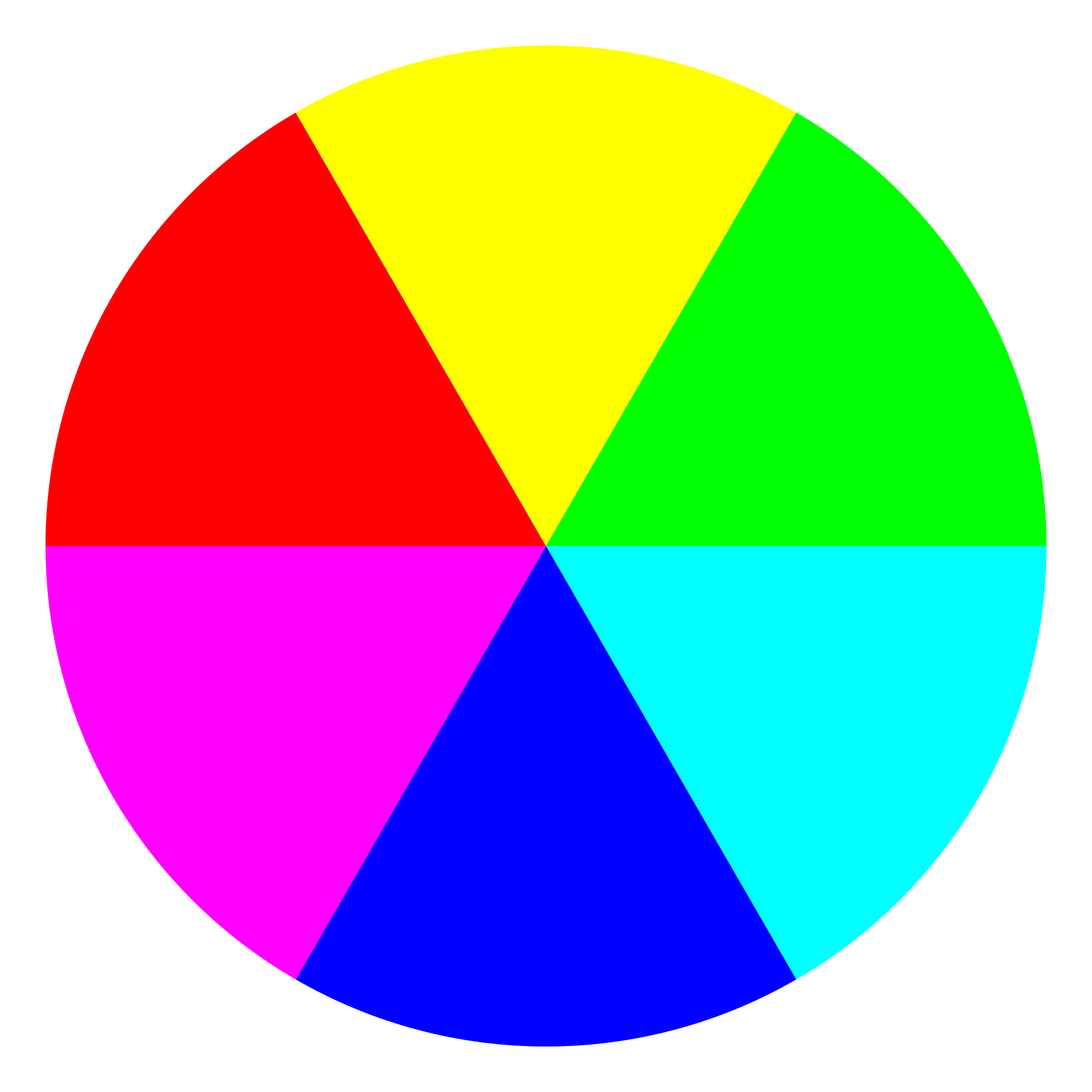 6 color beach ball by 10binary