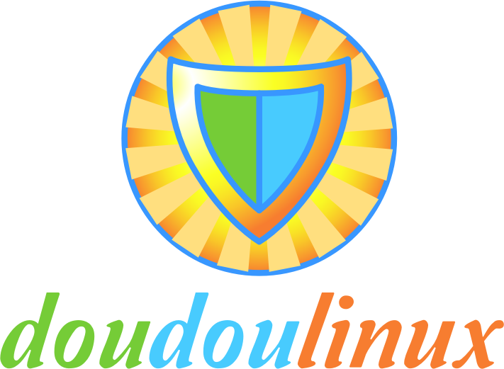 doudoulinux logo by jgm104