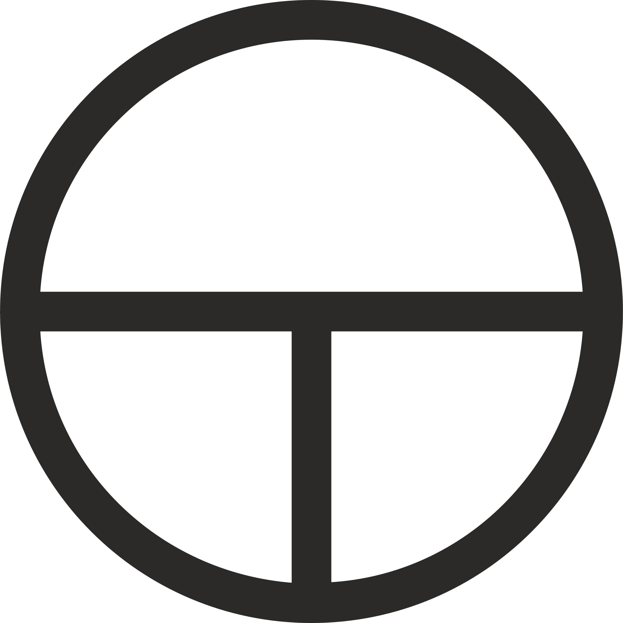 Tau Cross Encircled by alkon