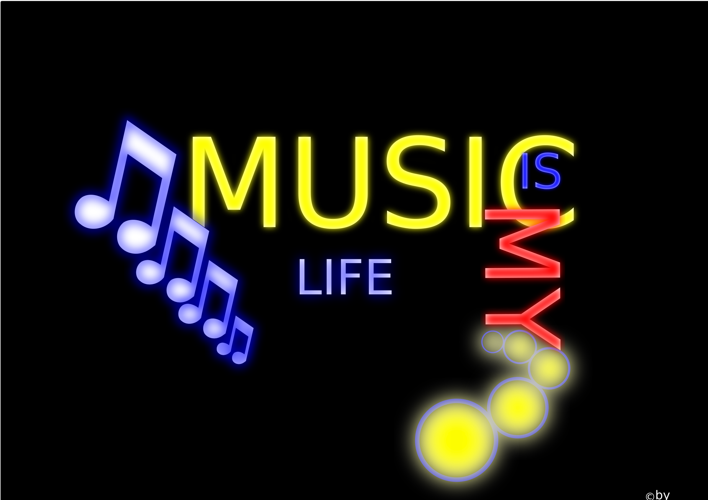 MUSIC IS MY LIFE by raptor