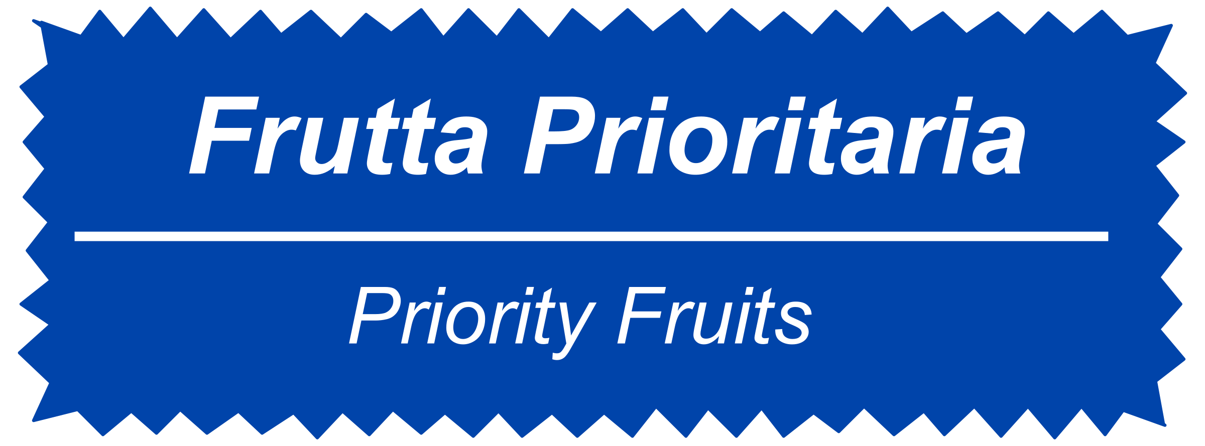 priority fruits by dordy