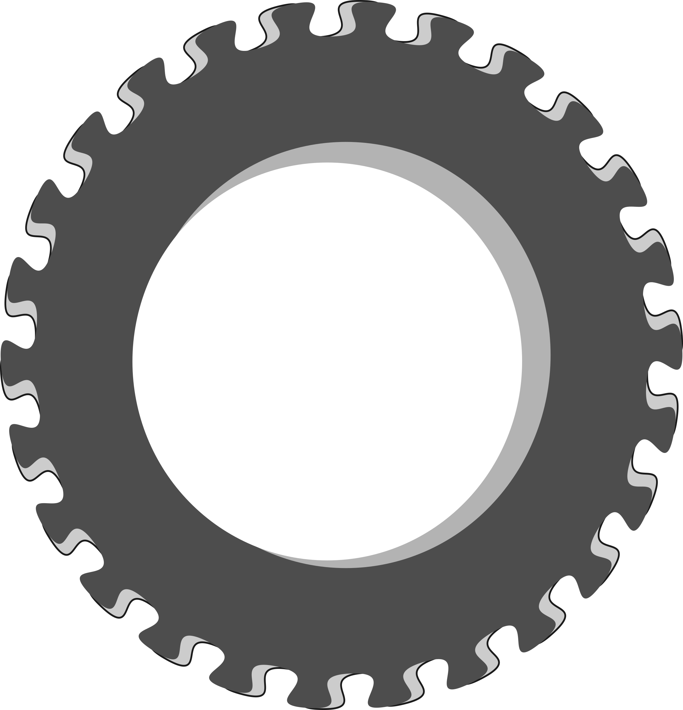 Fancy Gear wheel by gsagri04