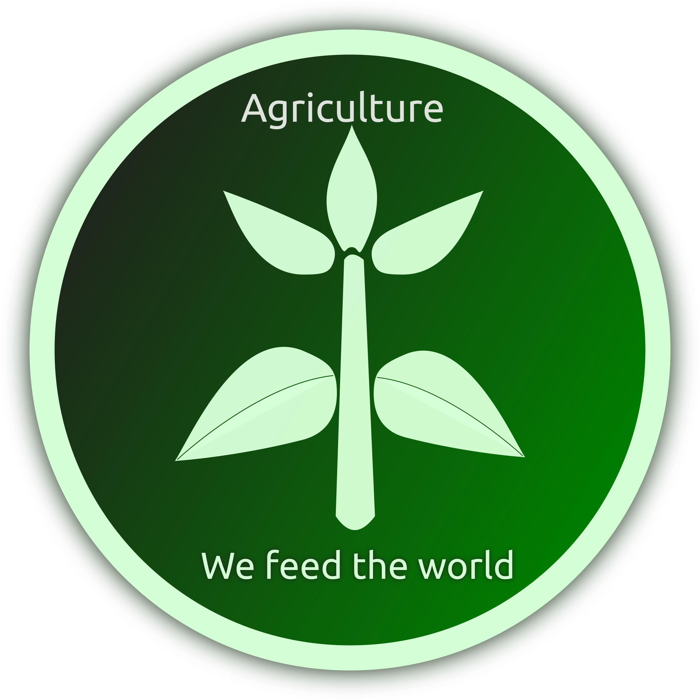 Agriculture Logo by gsagri04