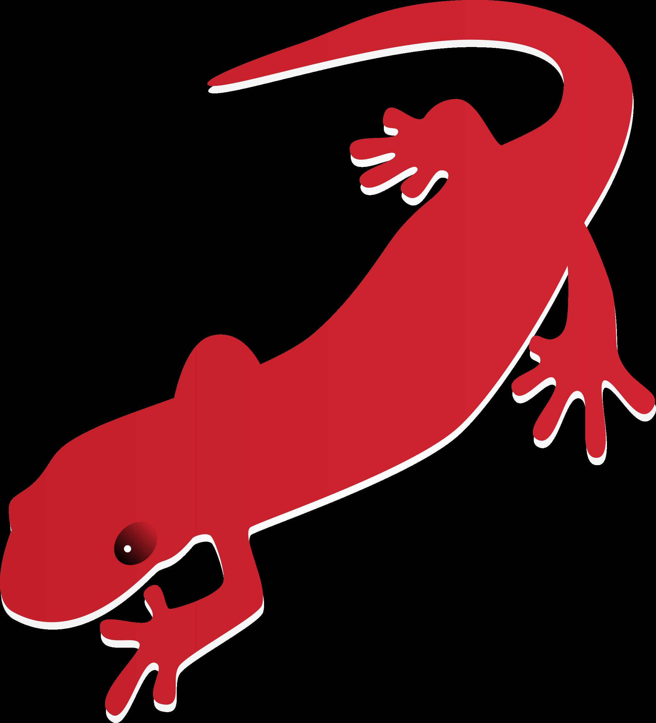 Clipart Salamander