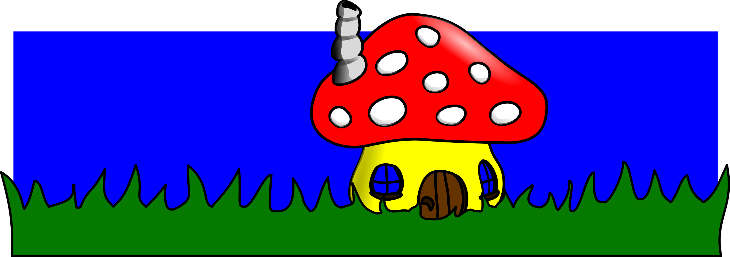 MushroomHome by artmaster