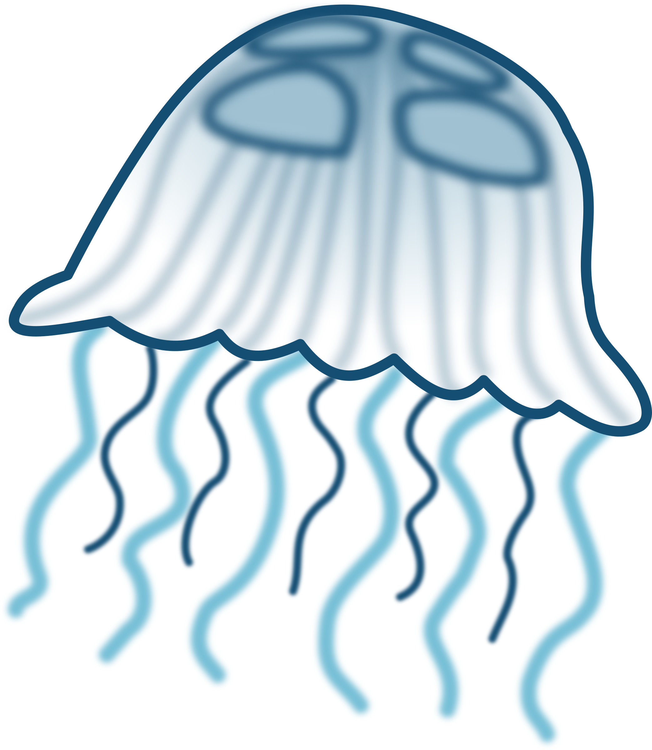 Jellyfish by Moini