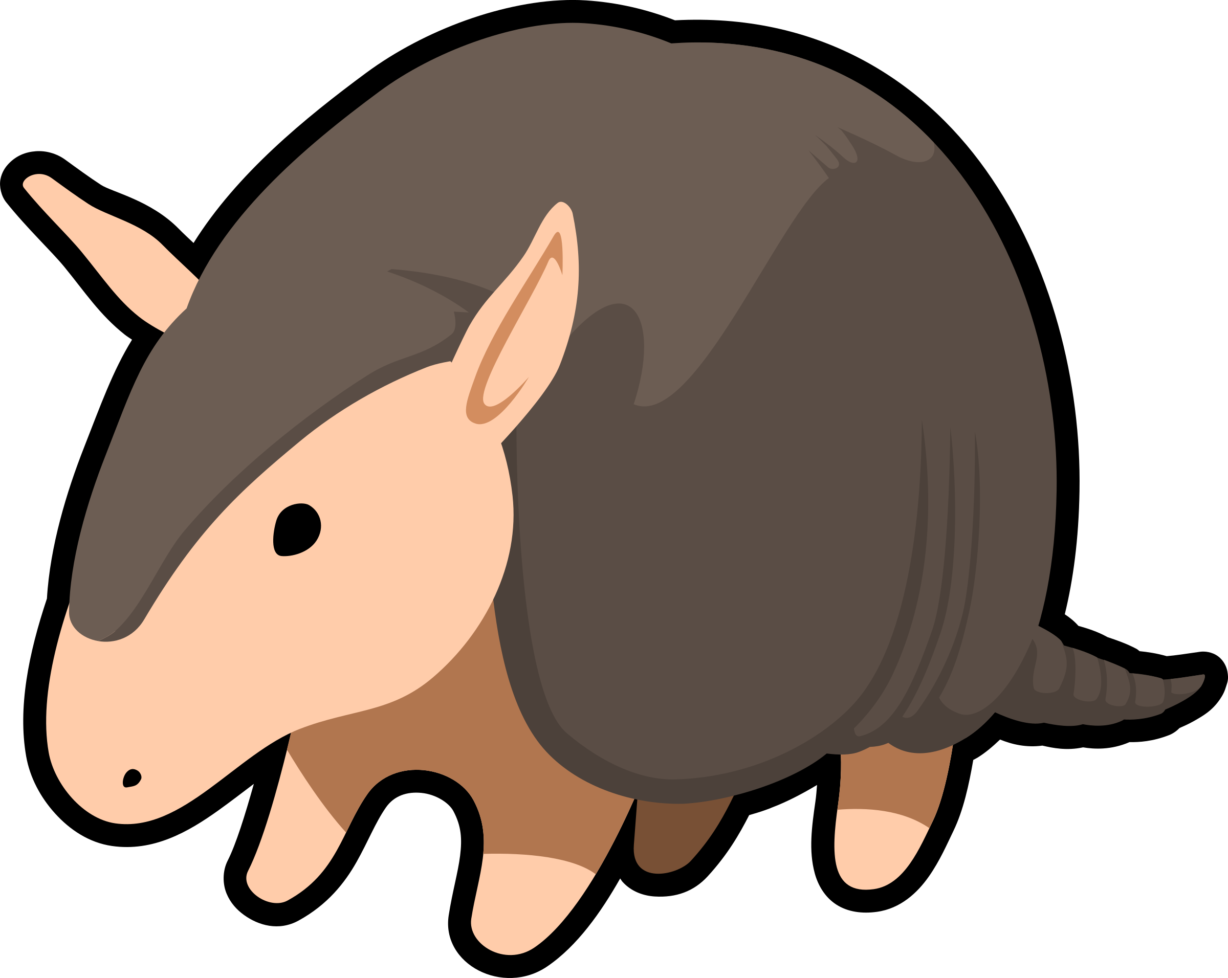 armadillo by tzunghaor