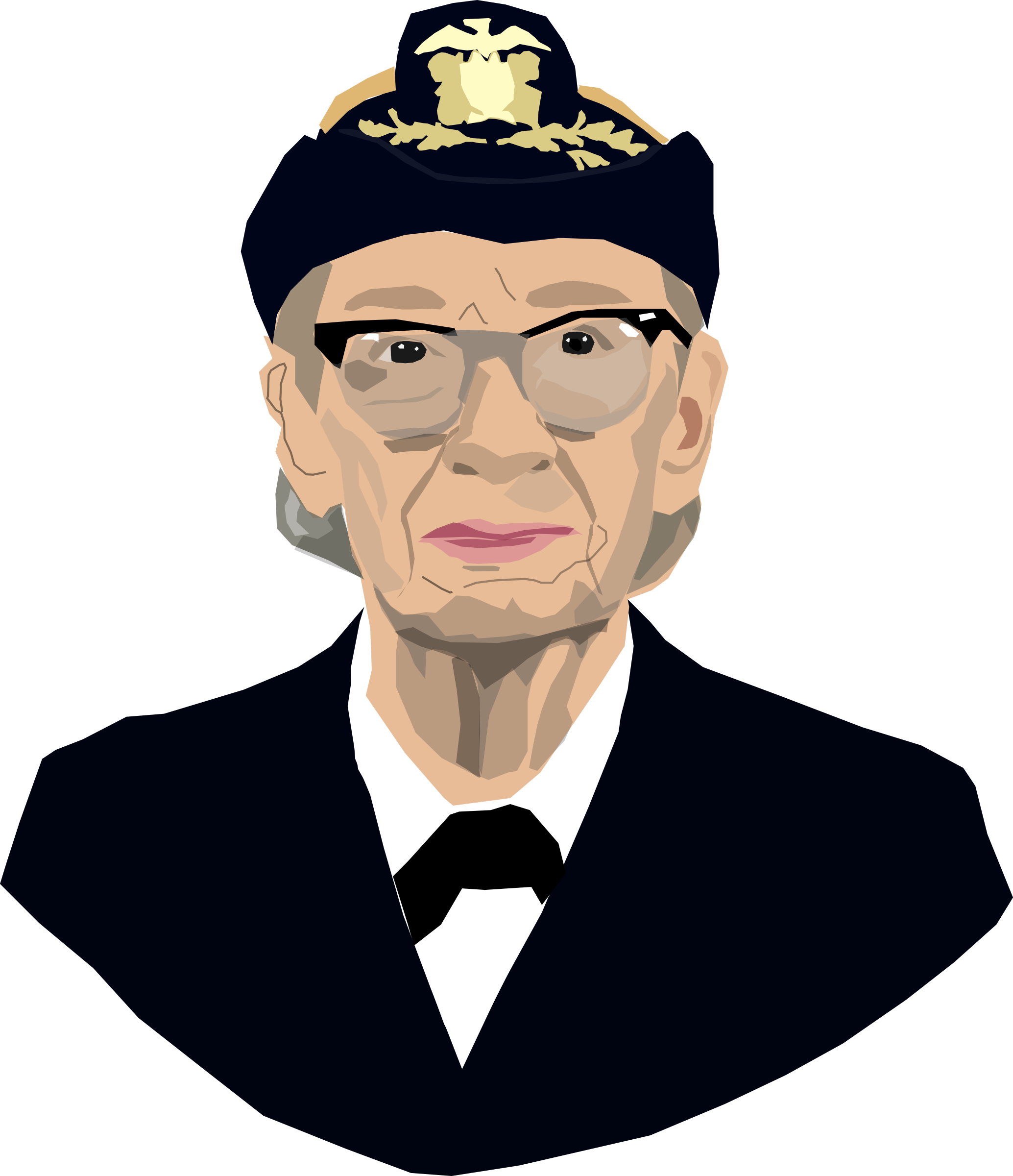 Grace Hopper by gingercoons
