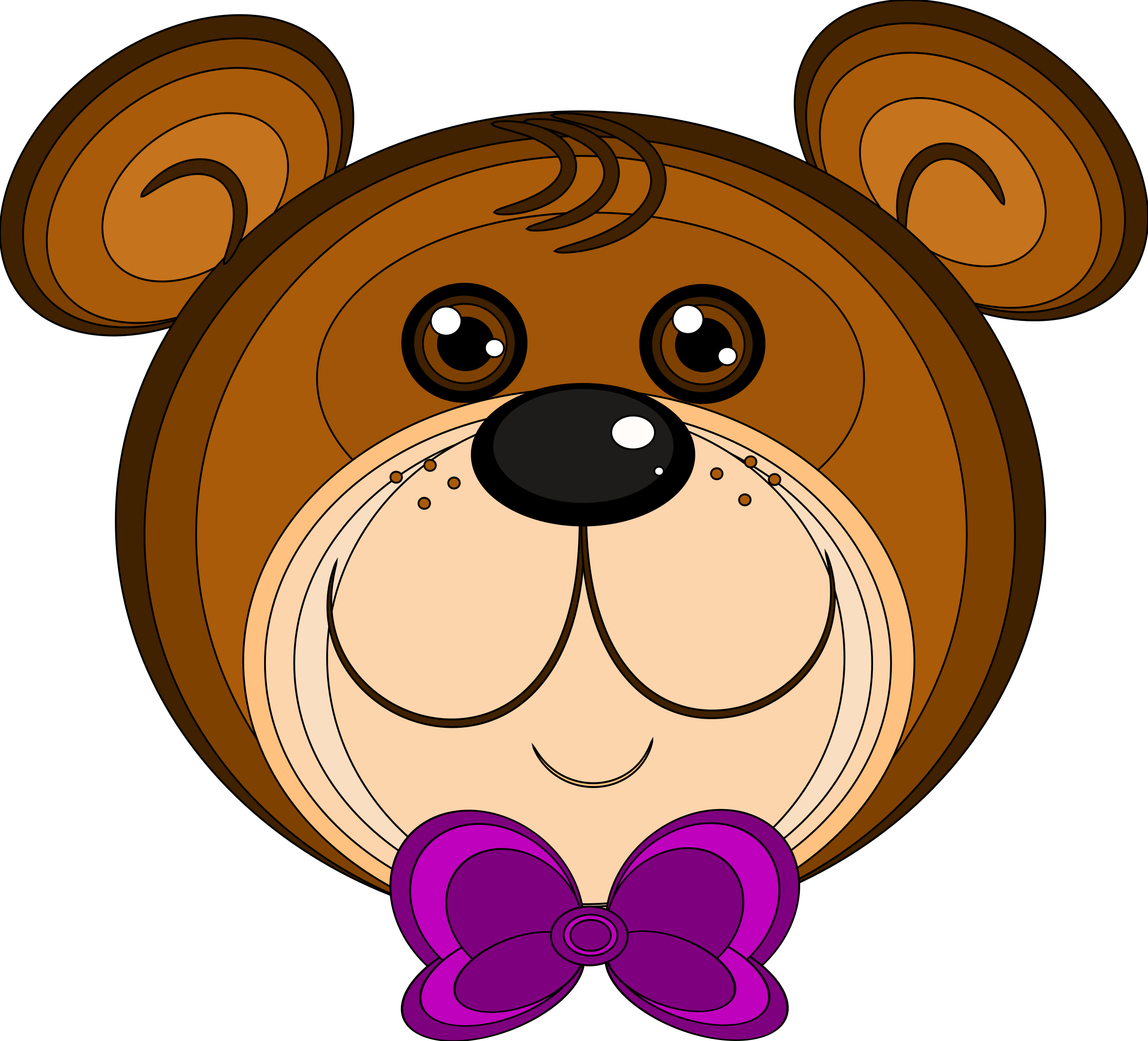 Teddy Bear by Felice