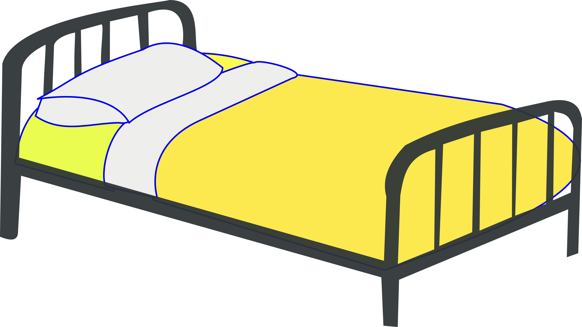 Single Bed by Rfc1394