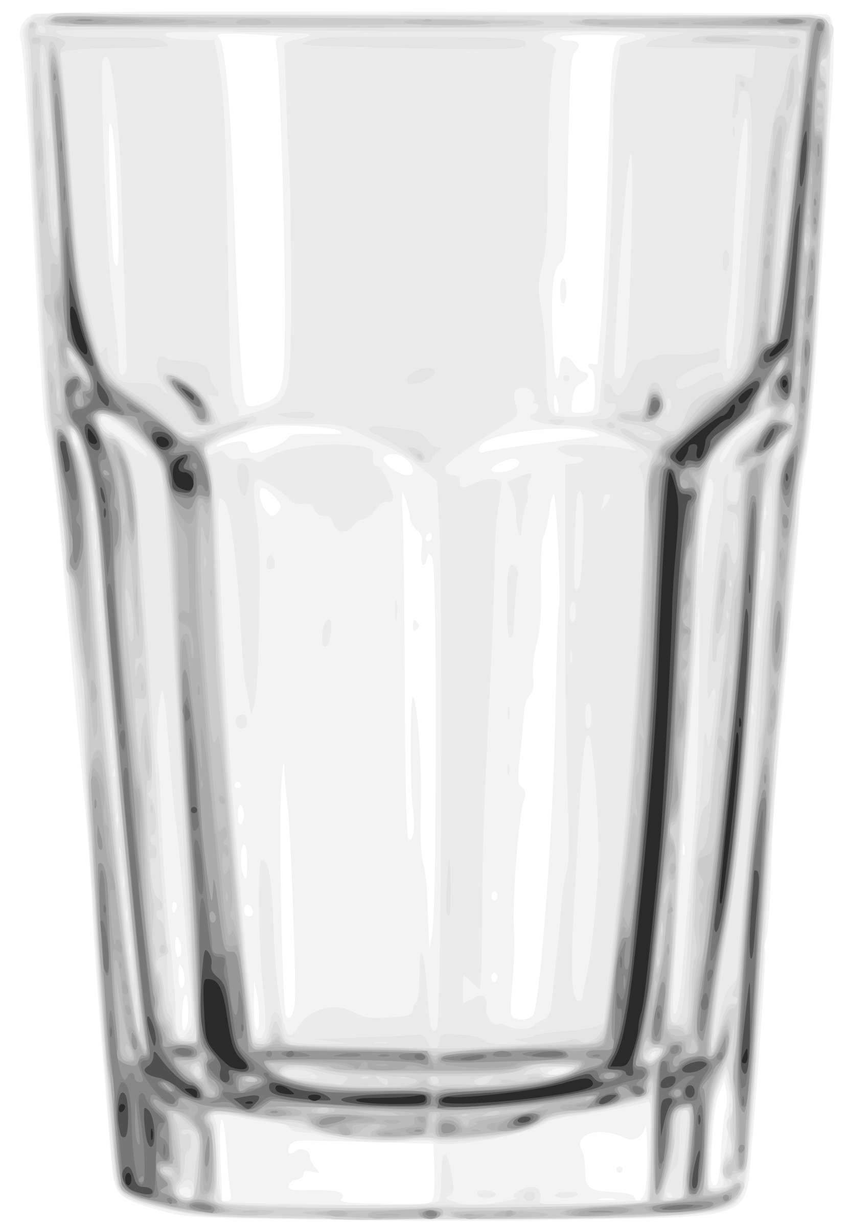 Beverage Glass (Tumbler) by Willscrlt