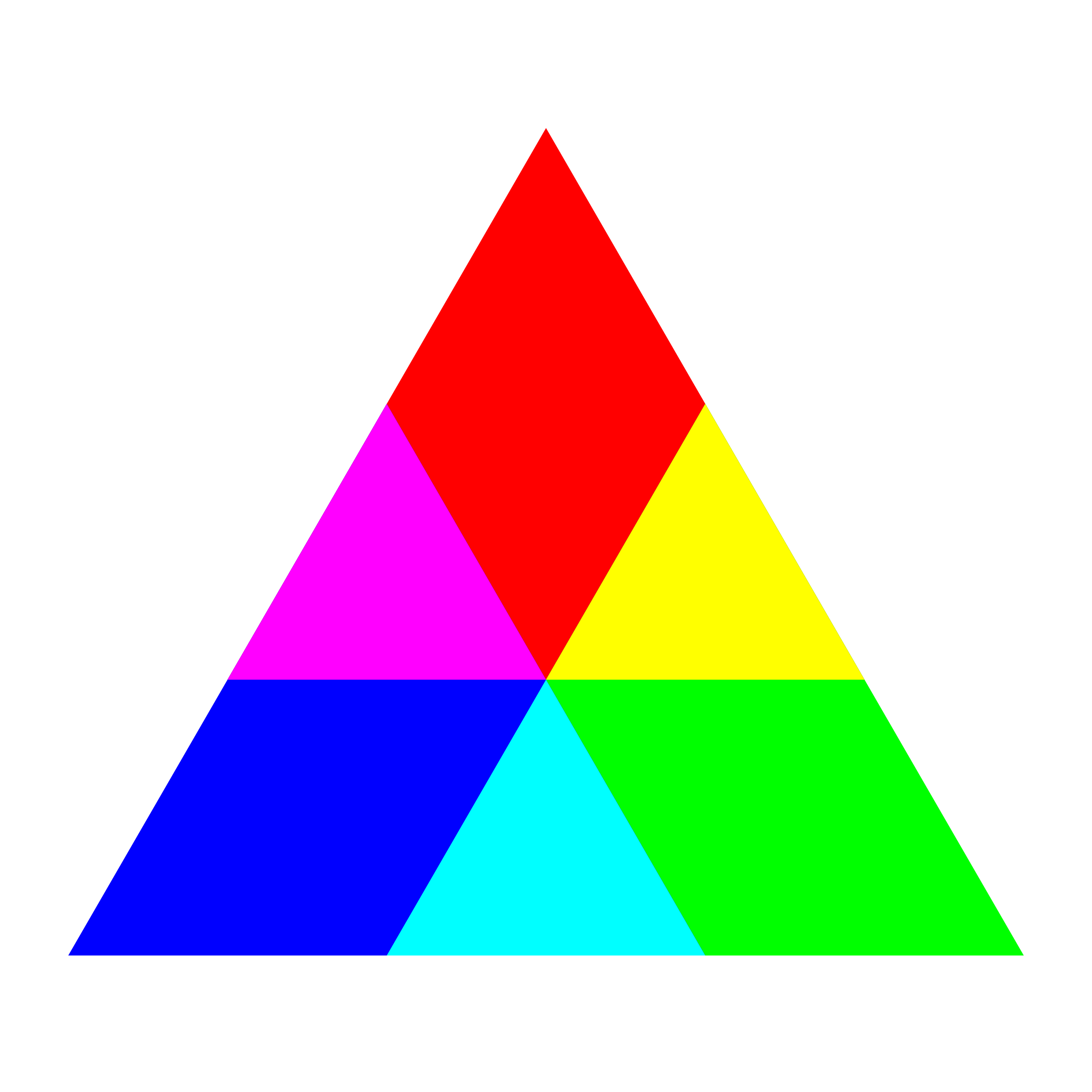triangle rgb mix by 10binary
