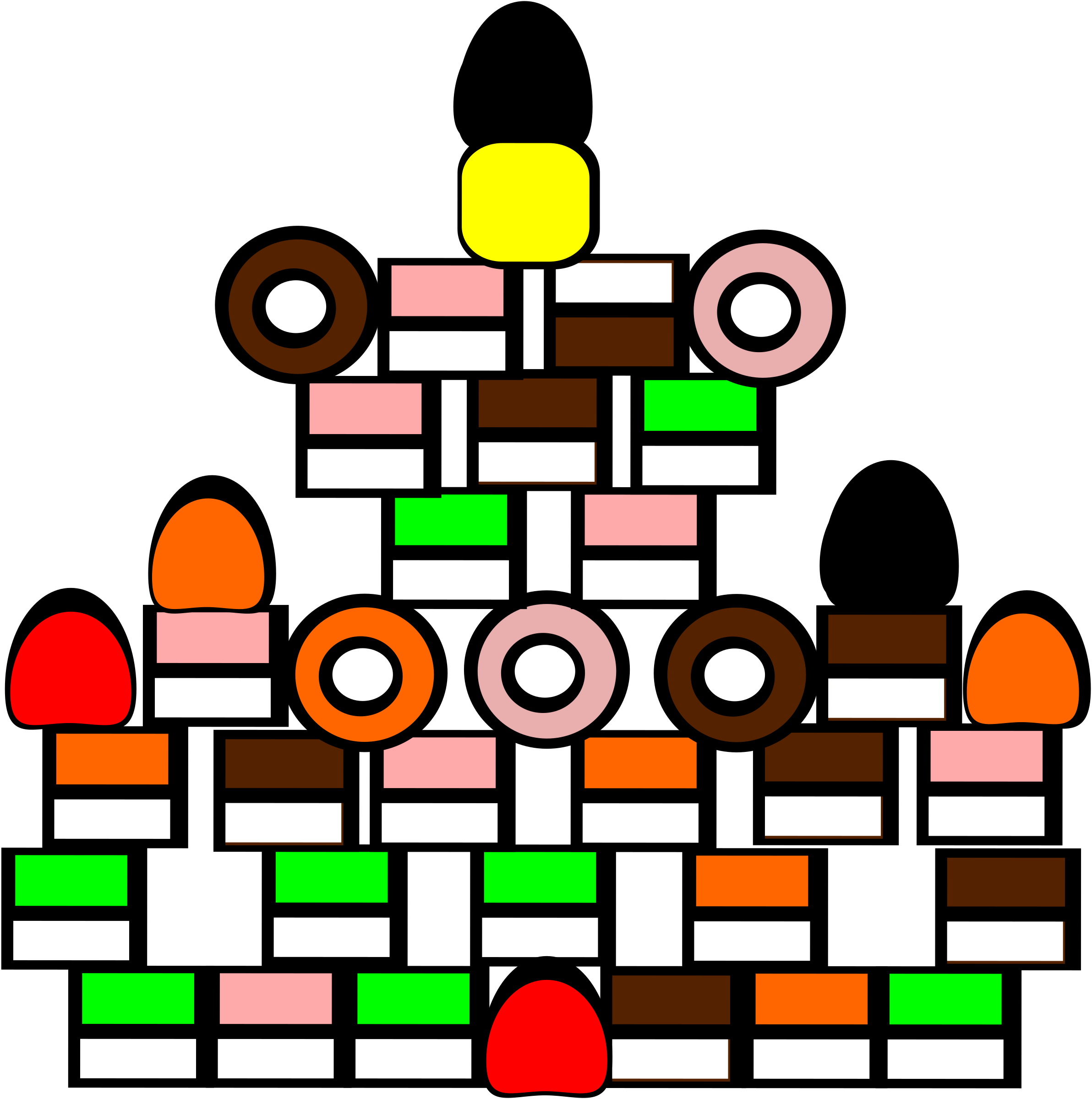 dolleymix tower by PeterBrough