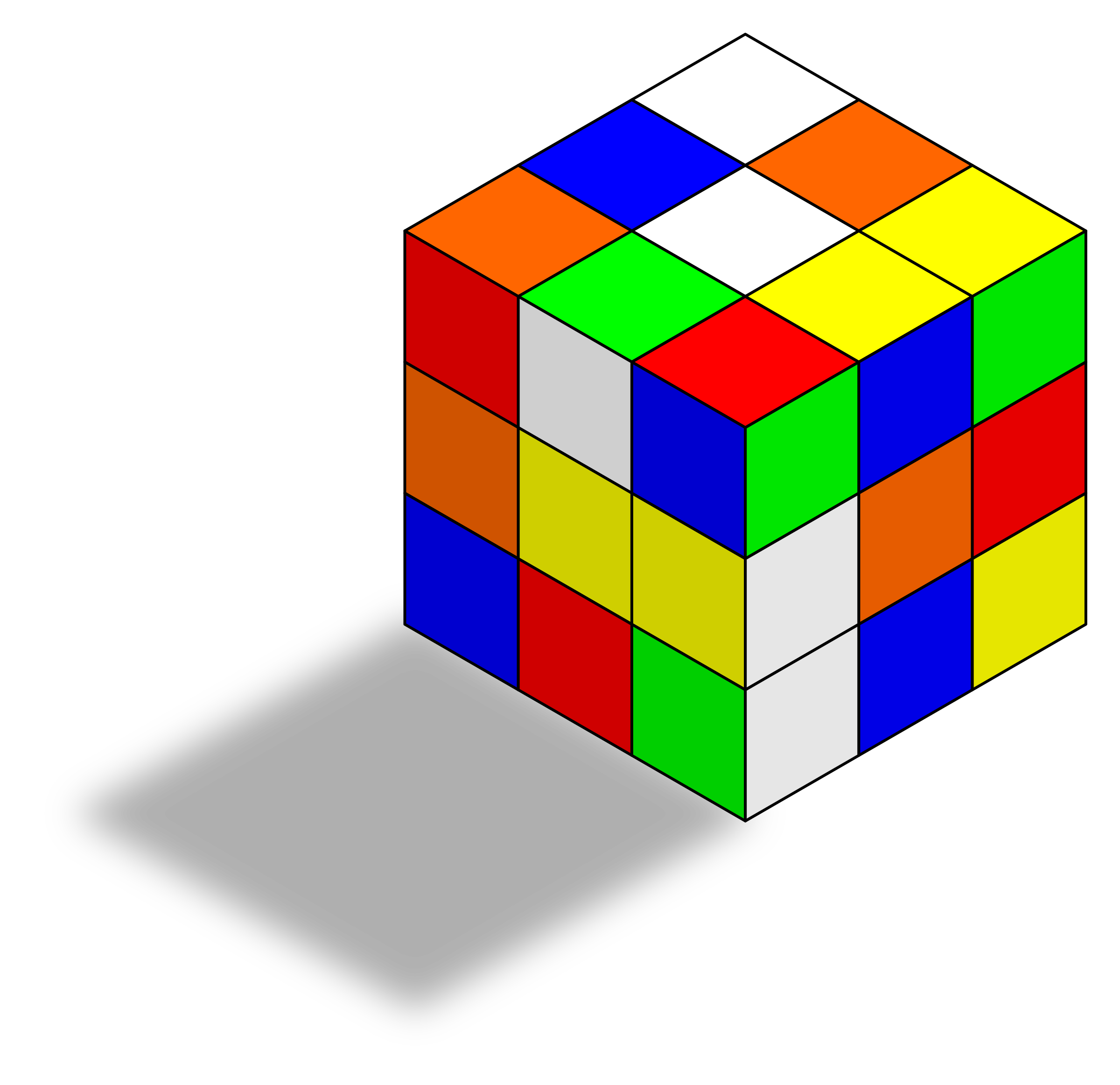 Rubiks cube by jimmyboy99
