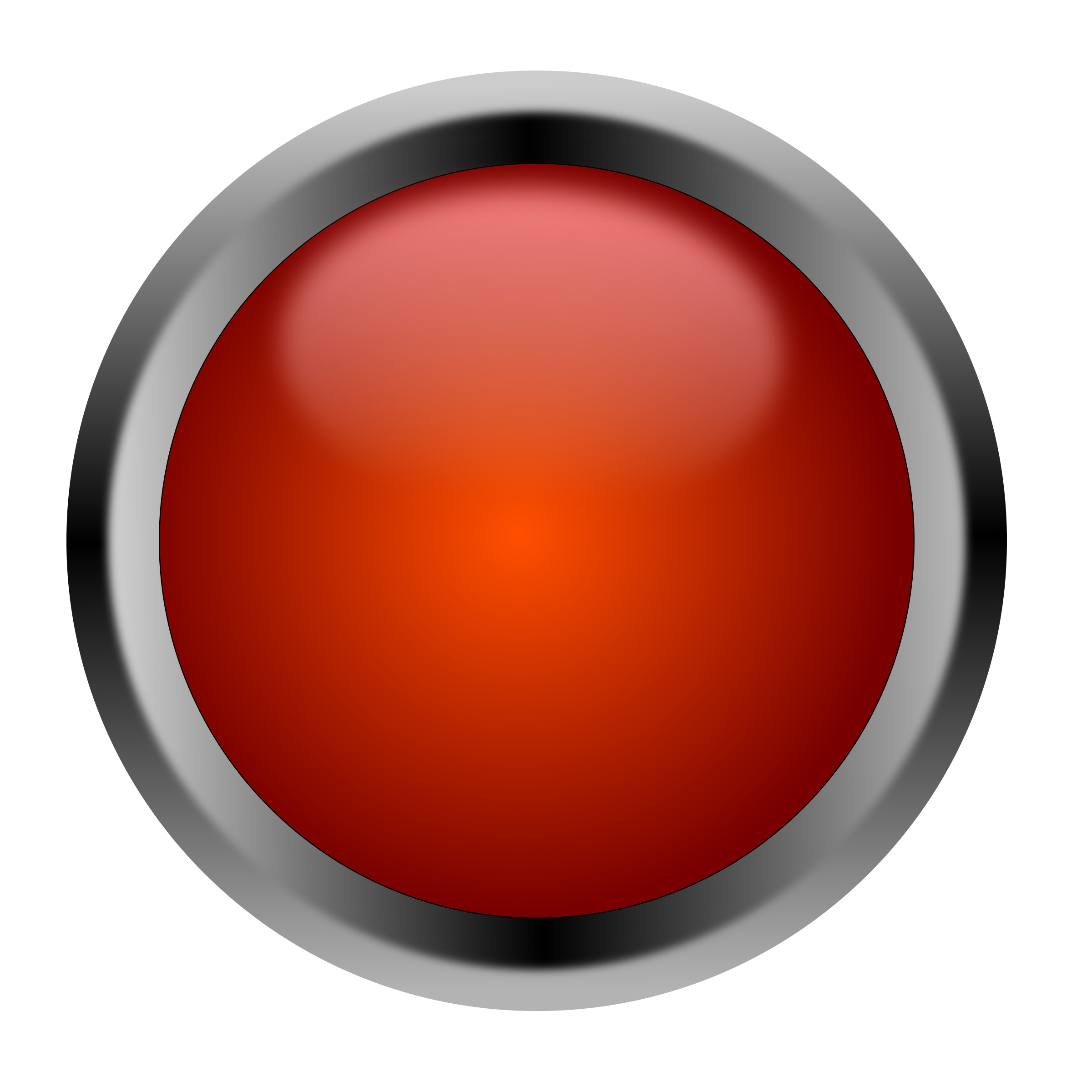 Red Button by cameltech