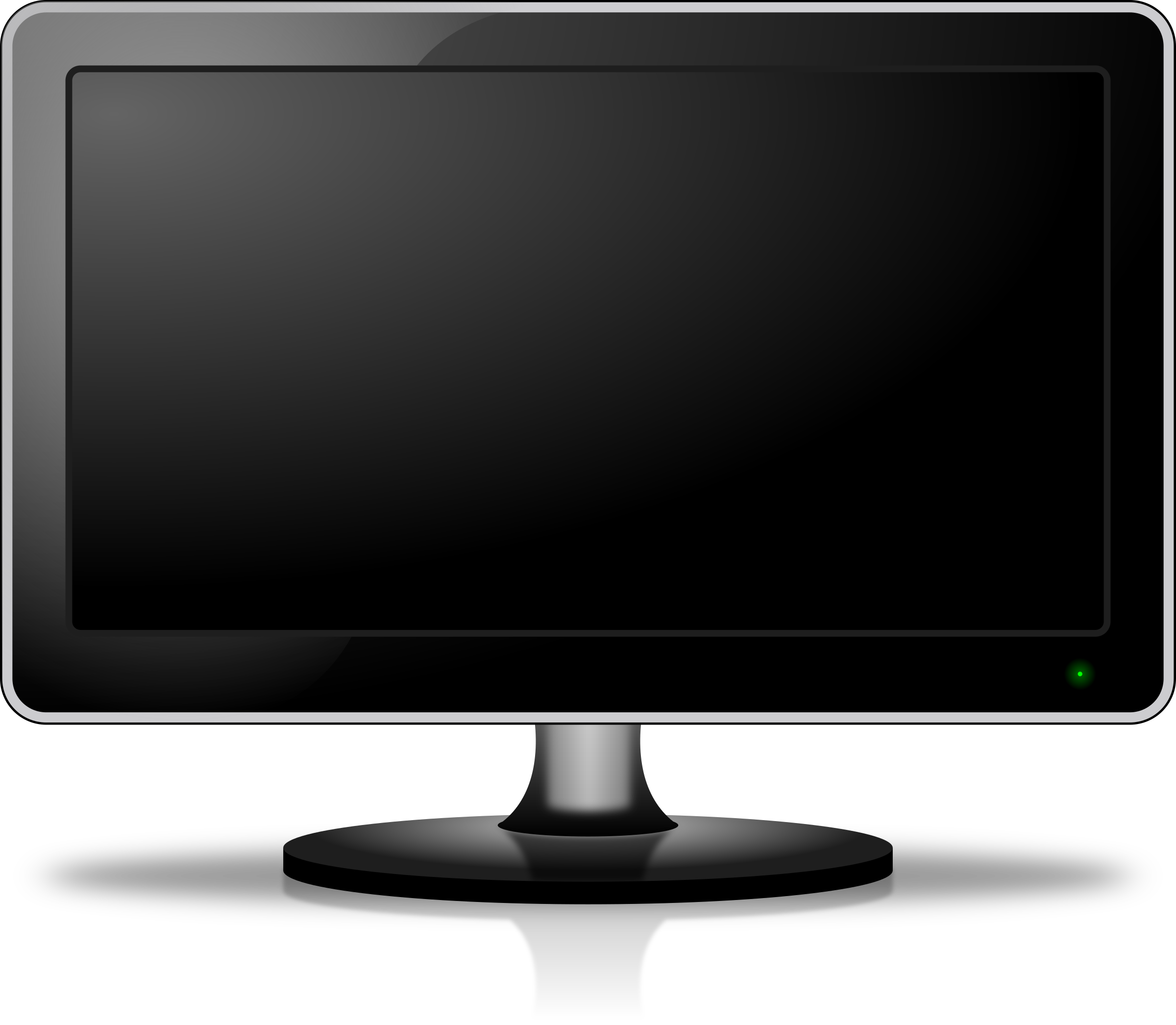 Monitor screen by easy