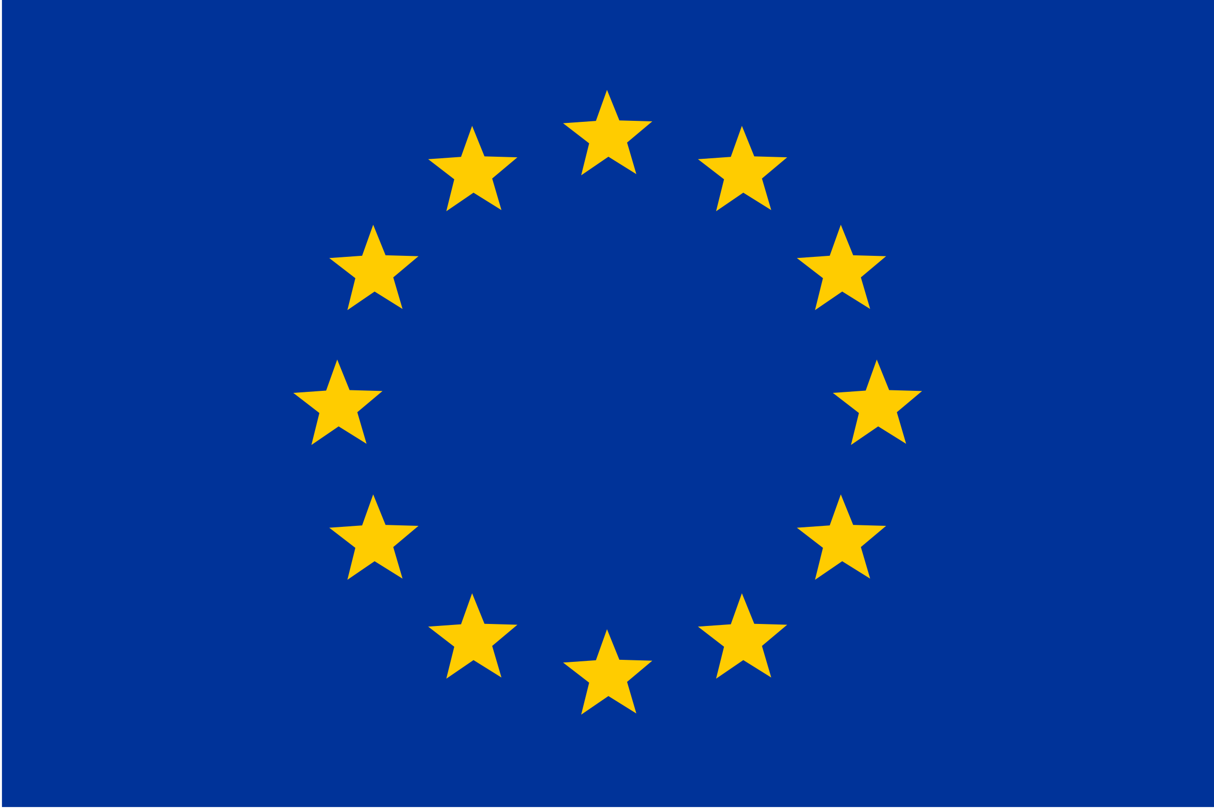 Flag of the European Union by jwp